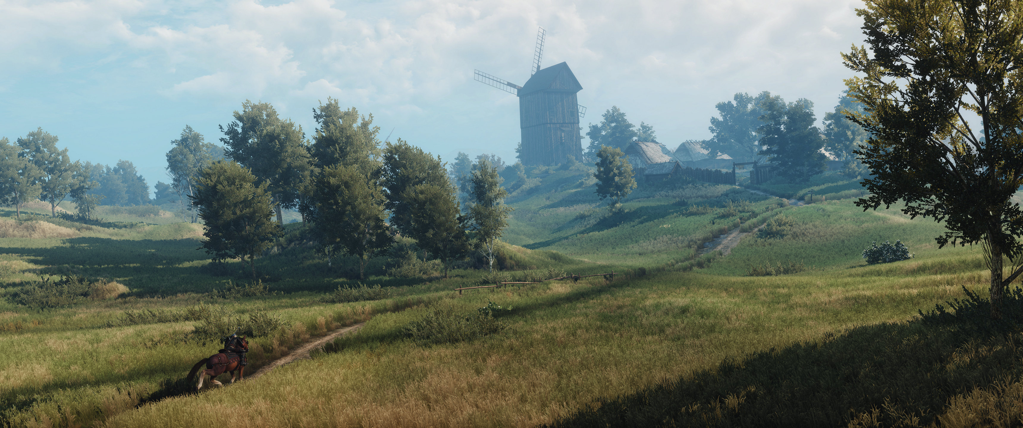 Free The Witcher 3: Wild Hunt high quality background ID:18009 for hd 3440x1440 PC
