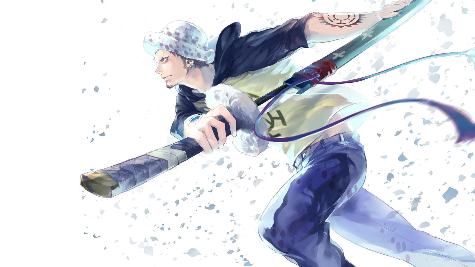High resolution Trafalgar Law full hd background ID:314680 for PC