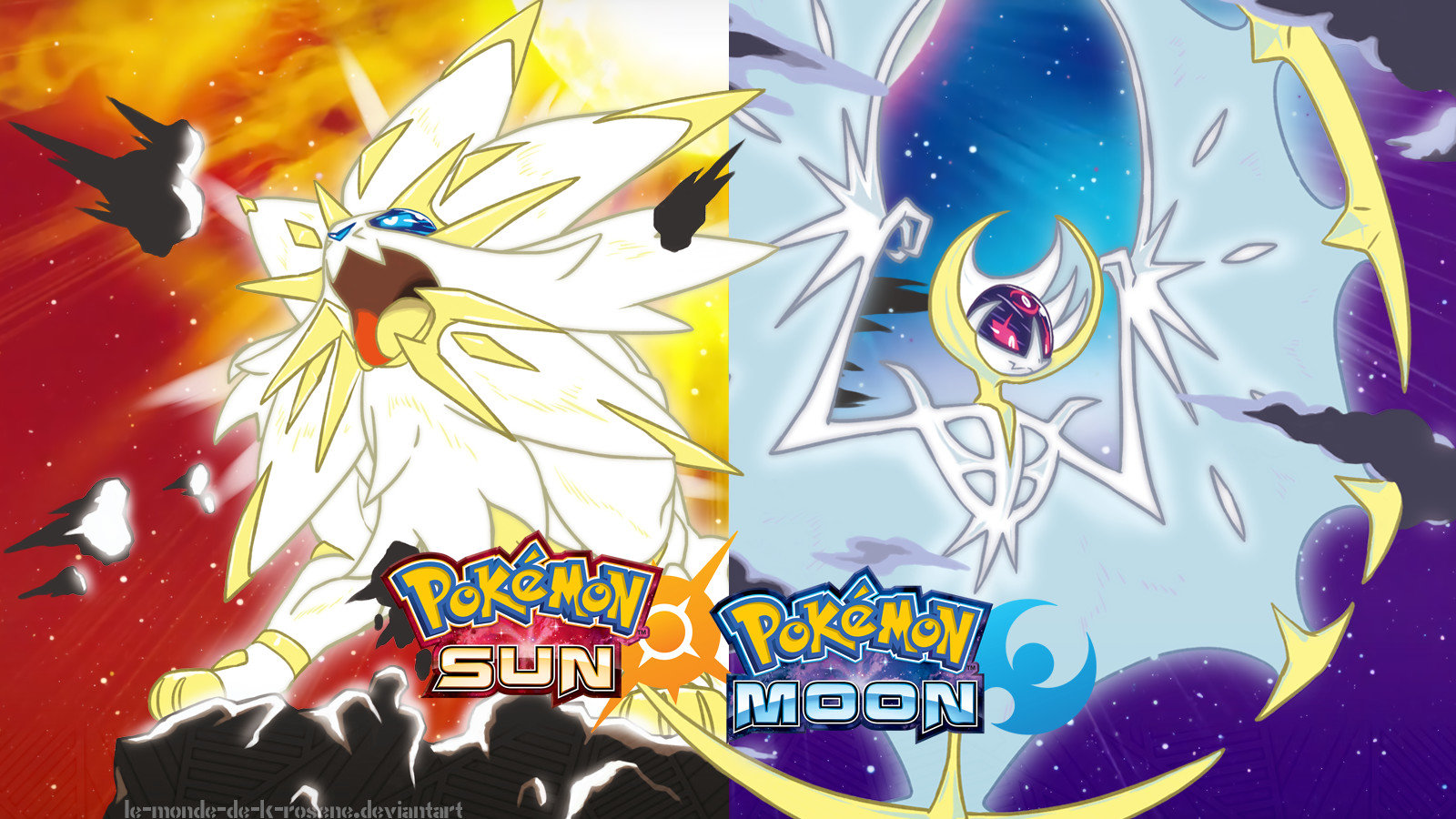 Free Pokemon Sun And Moon high quality background ID:123206 for hd 1600x900 desktop