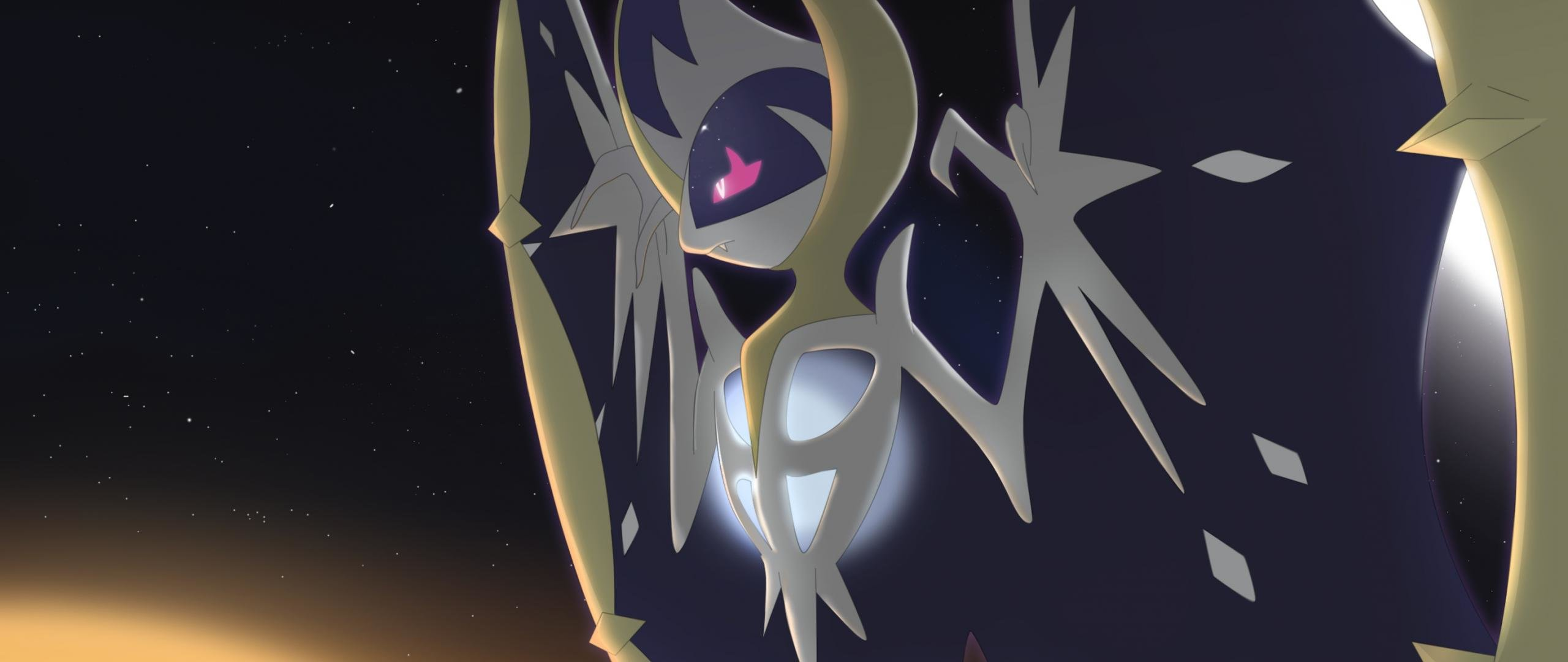 Free download Pokemon Sun And Moon background ID:123203 hd 2560x1080 for PC