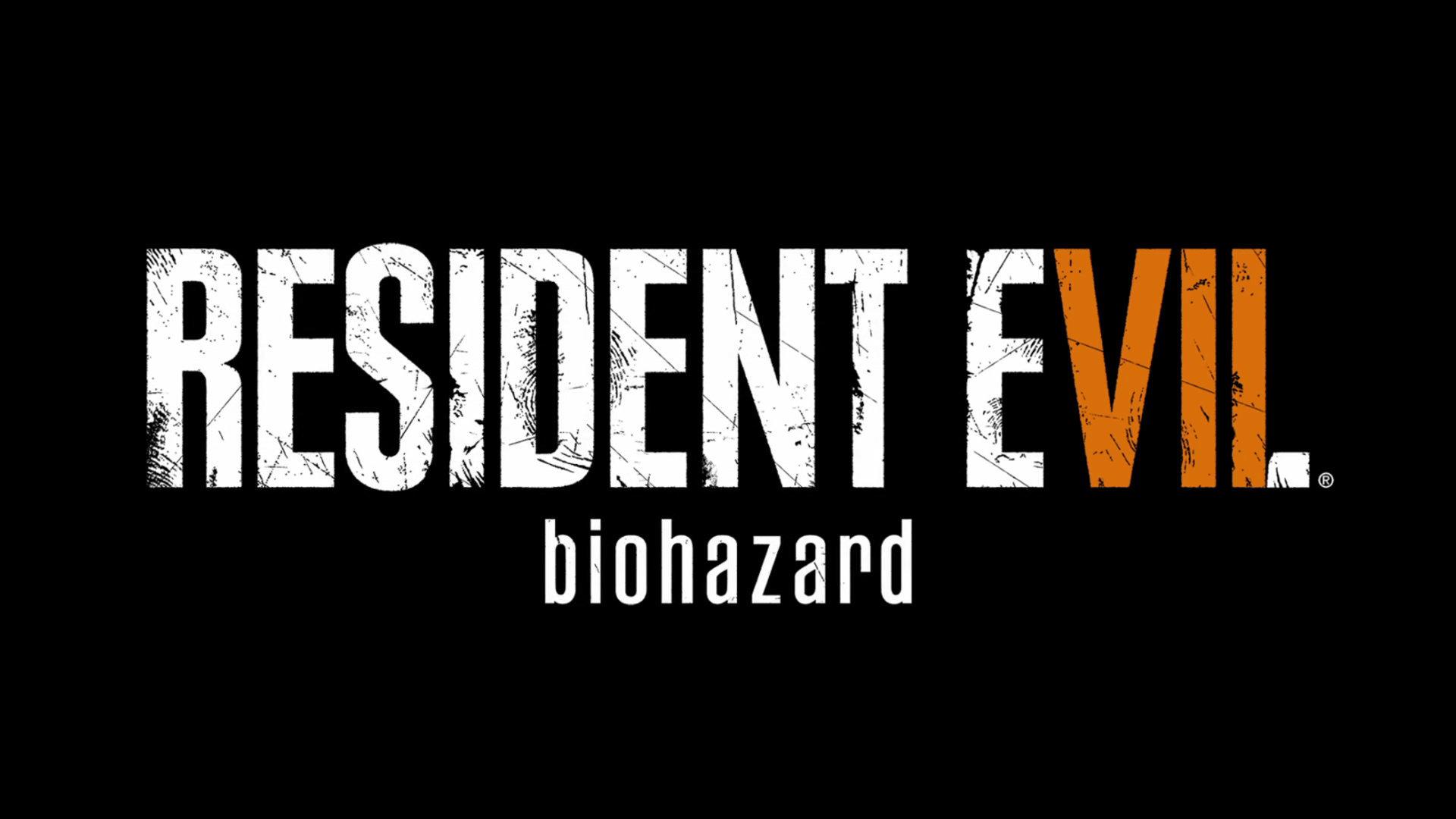 Resident Evil 7 Biohazard Wallpapers 1920x1080 Full Hd 1080p