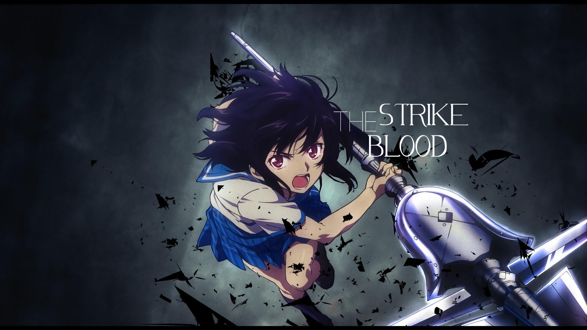 Strike The Blood Wallpapers 1920x1080 Full Hd 1080p Desktop