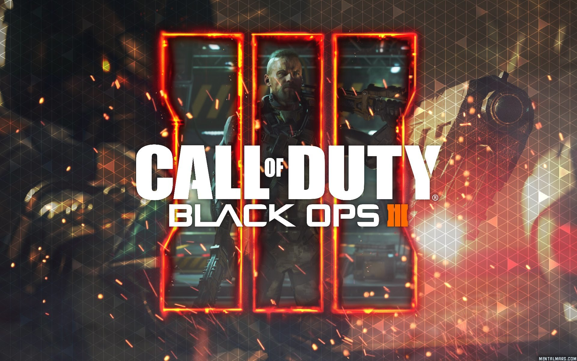 Call Of Duty Black Ops 3 Wallpapers Hd For Desktop Backgrounds