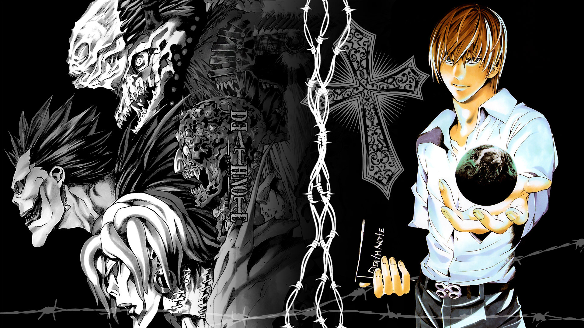 Free download Death Note wallpaper ID:402639 full hd for desktop
