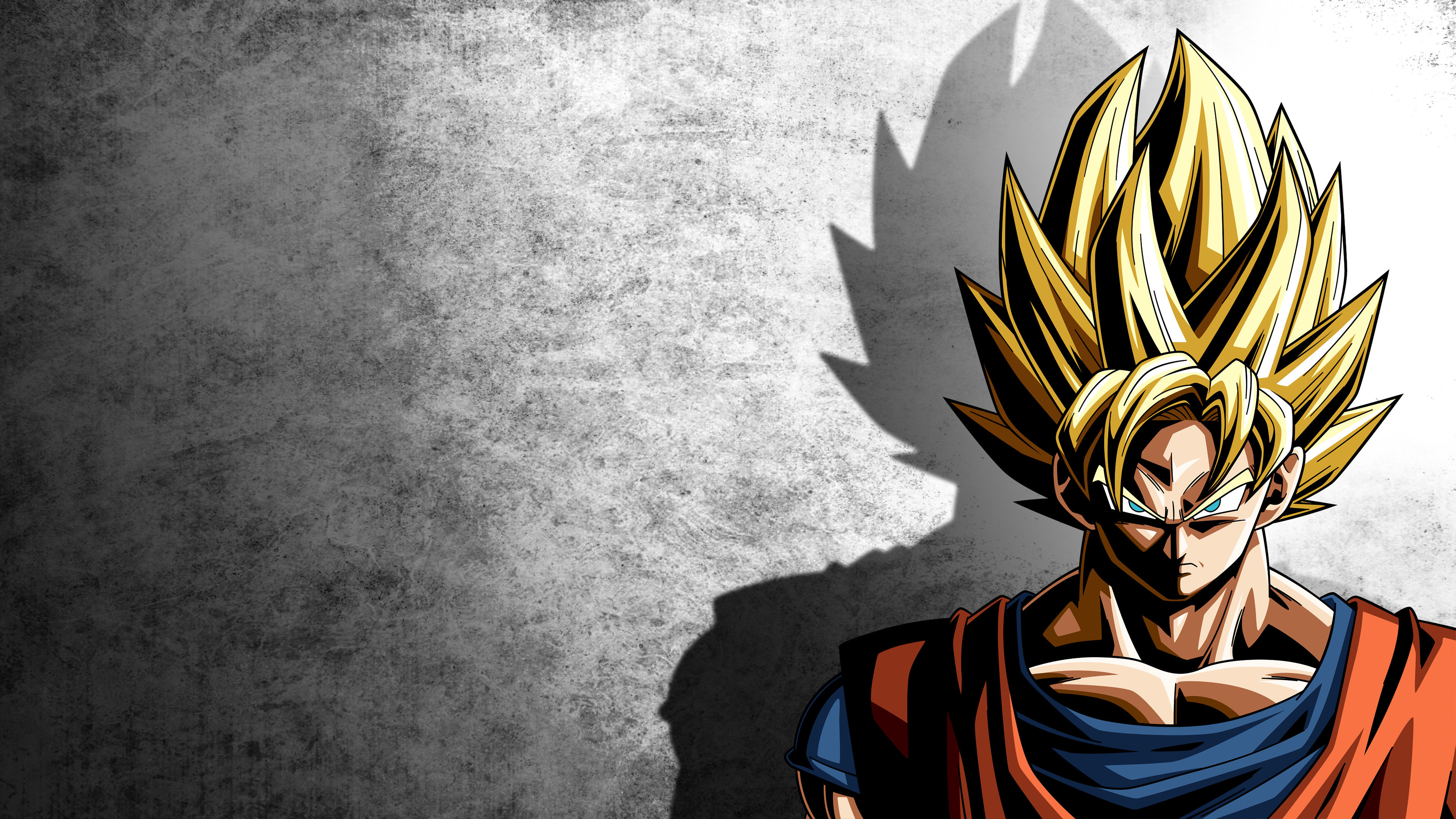 Awesome Goku free wallpaper ID:462377 for ultra hd 4k desktop