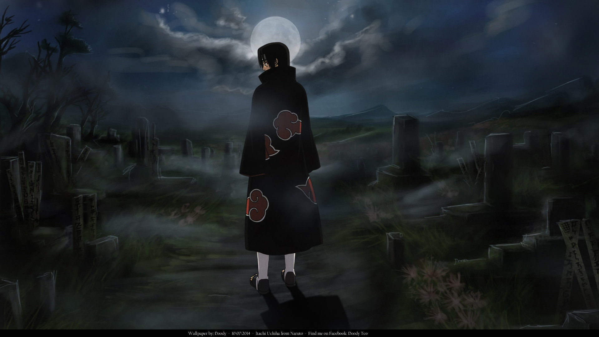 Awesome Itachi Uchiha free wallpaper ID:396157 for full hd 1080p PC