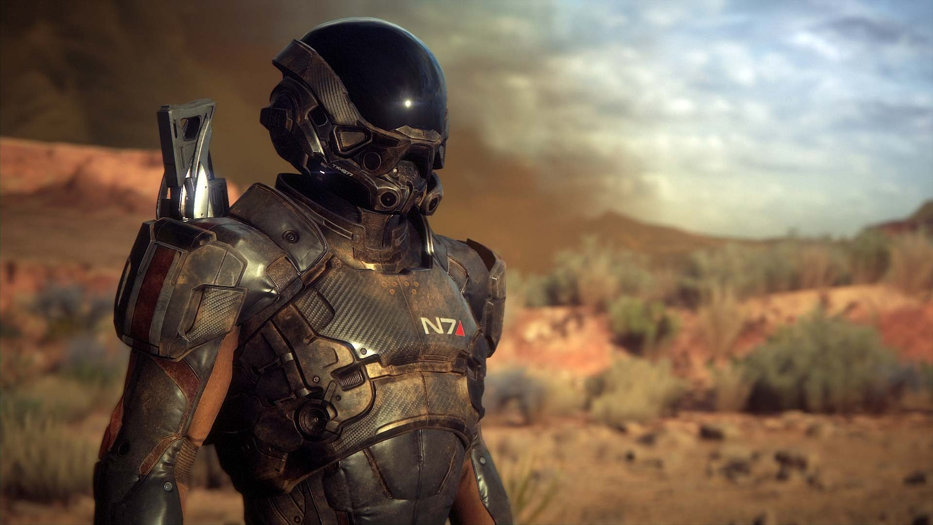 Best Mass Effect Andromeda Wallpaper Id 64478 For High Resolution