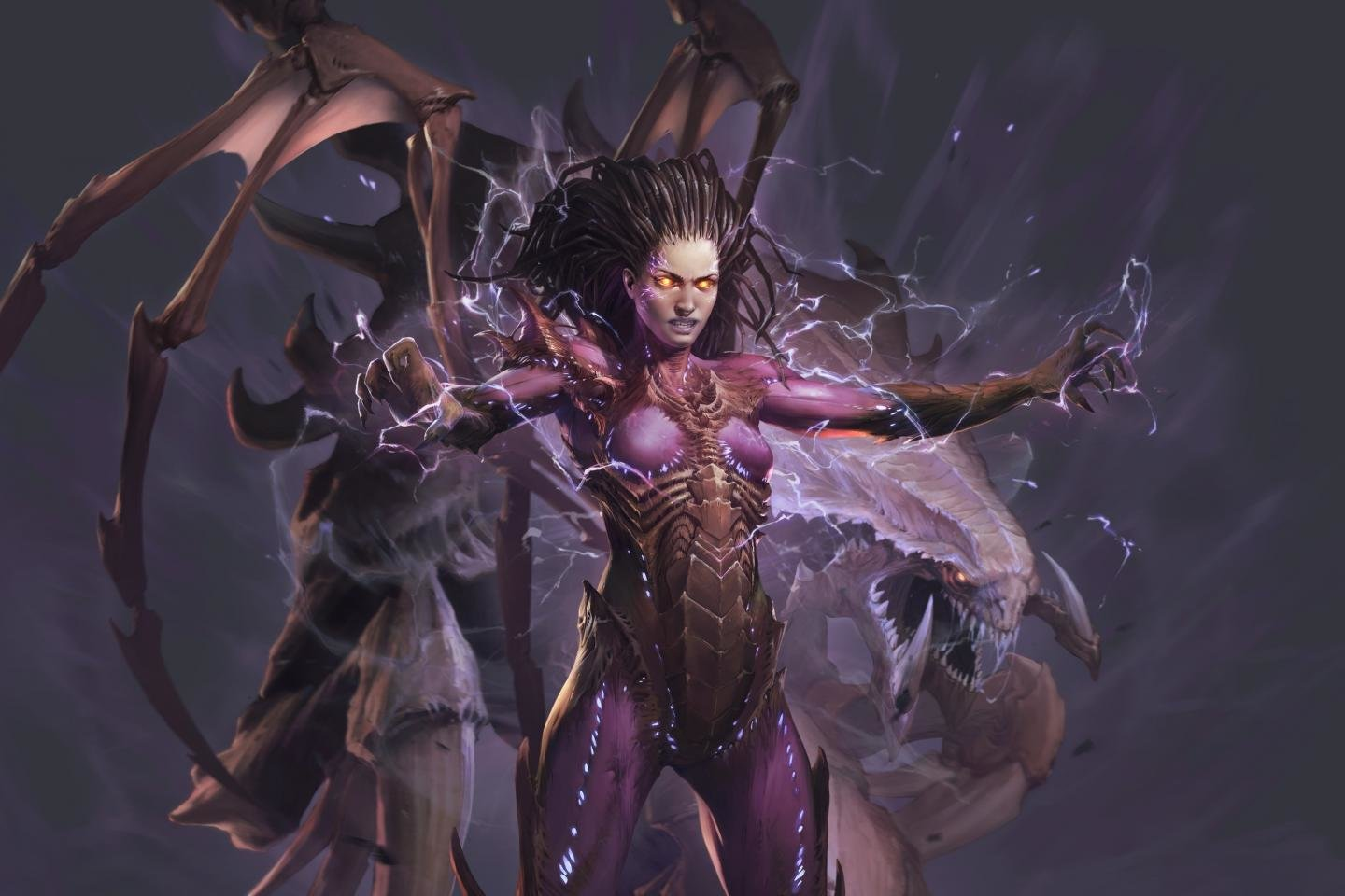 High Resolution Starcraft 2 Legacy Of The Void Hd 1440x960