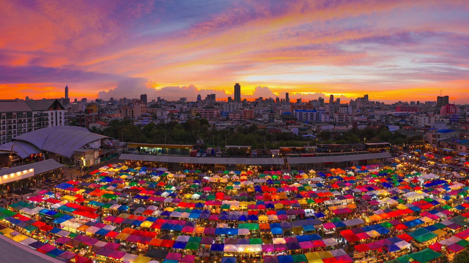 Free Bangkok High Quality Background Id 478003 For Hd 1080p Desktop