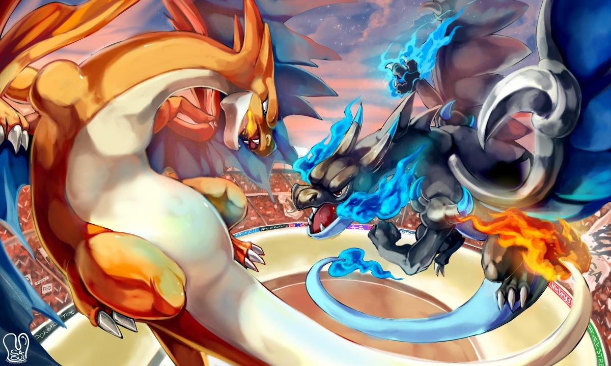 Free Charizard (Pokemon) high quality wallpaper ID:278597 for hd 1200x720 desktop