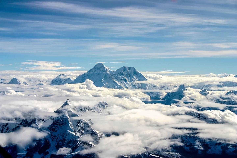 Mount Everest Wallpapers Hd For Desktop Backgrounds