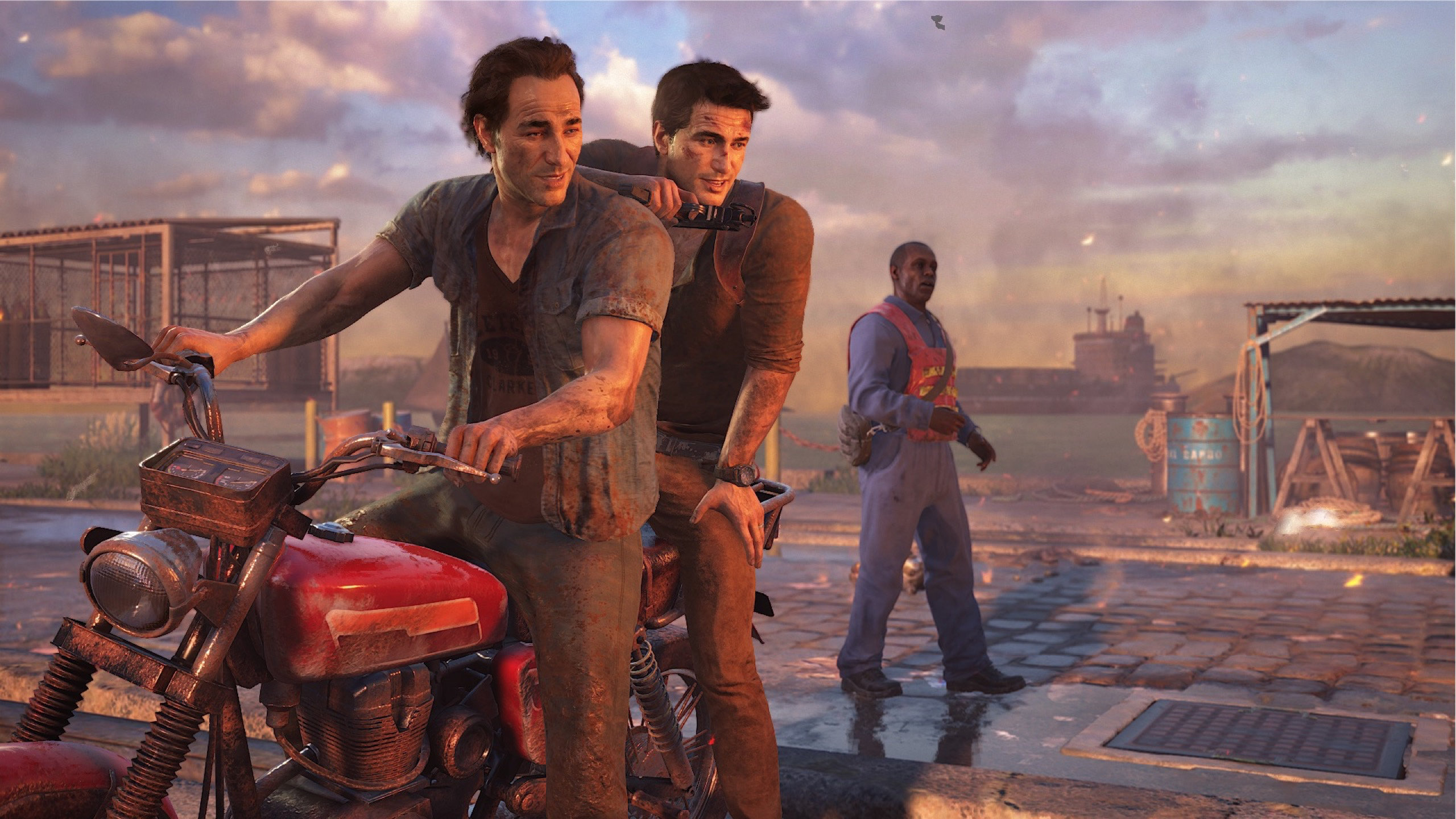 High Resolution Uncharted 4 A Thief S End Hd 2560x1440 Background Id 498191 For Pc