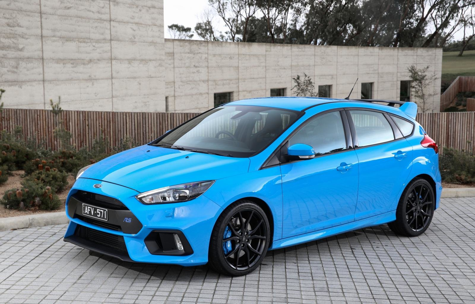 High Resolution Ford Focus Rs Hd 1600x1024 Wallpaper Id