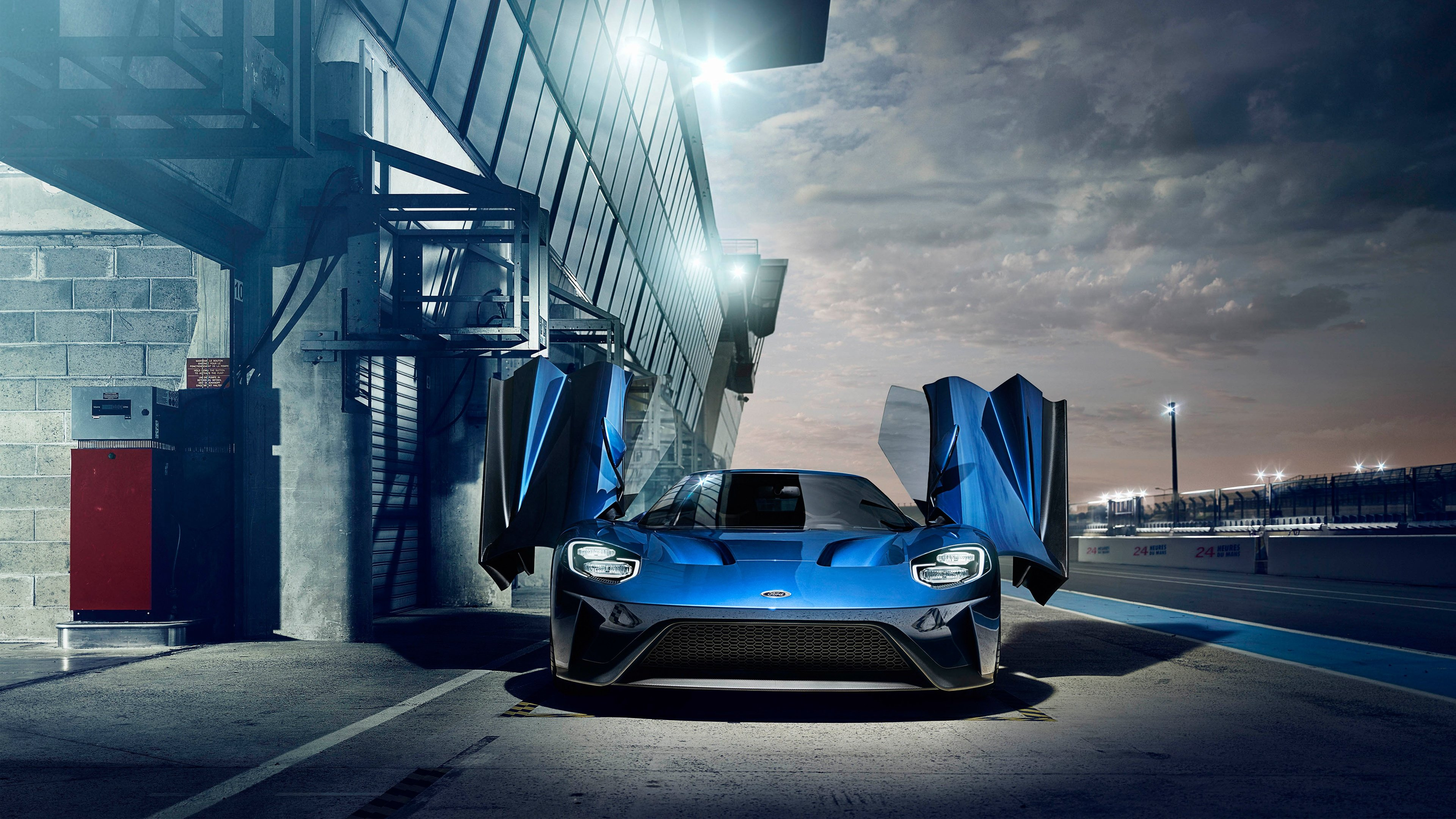 Free Download Ford Gt Background Id Ultra Hd K For Computer