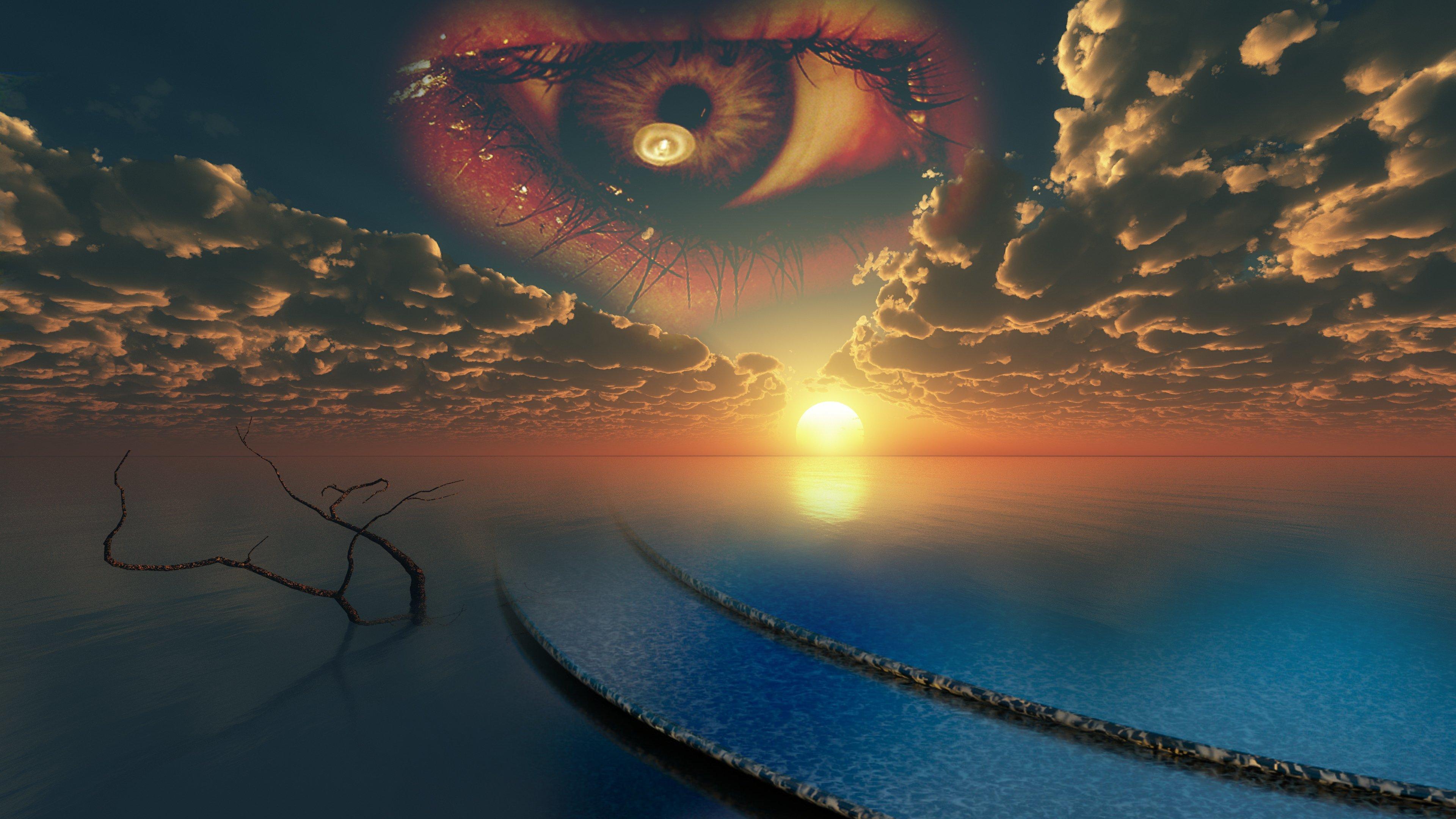 Magic Eye Wallpapers 3840x2160 Ultra Hd 4k Desktop Backgrounds