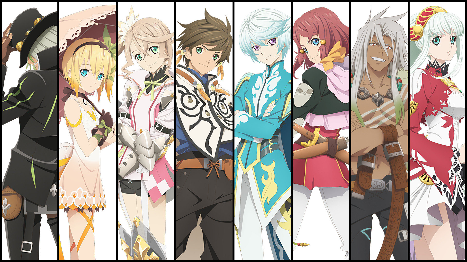 Awesome Tales Of Zestiria free wallpaper ID:109534 for 1080p desktop