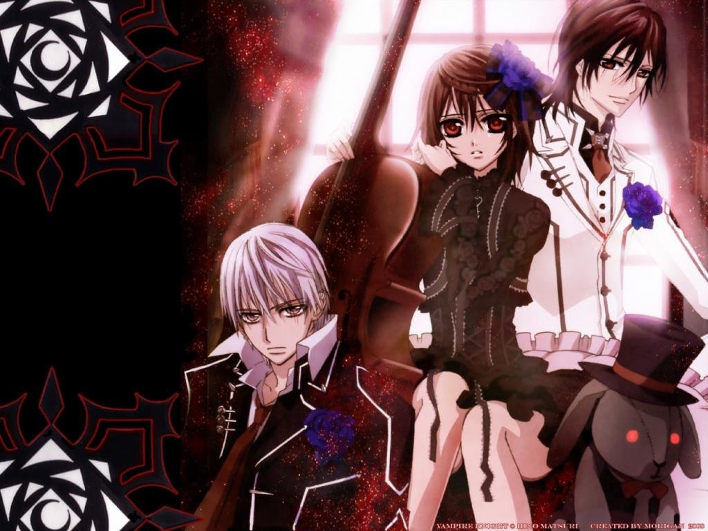 Best Vampire Knight wallpaper ID:390535 for High Resolution hd 1024x768 computer