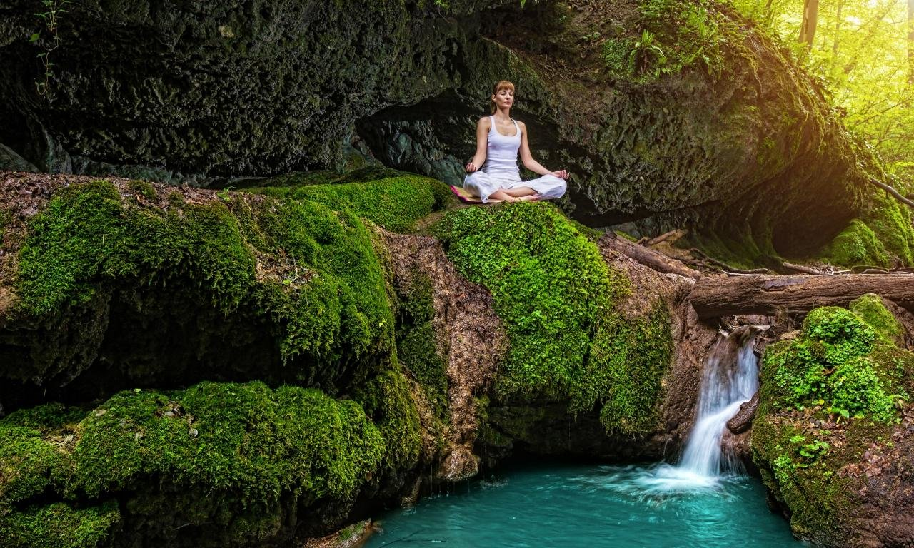 High resolution Yoga hd 1280x768 wallpaper ID:184716 for PC