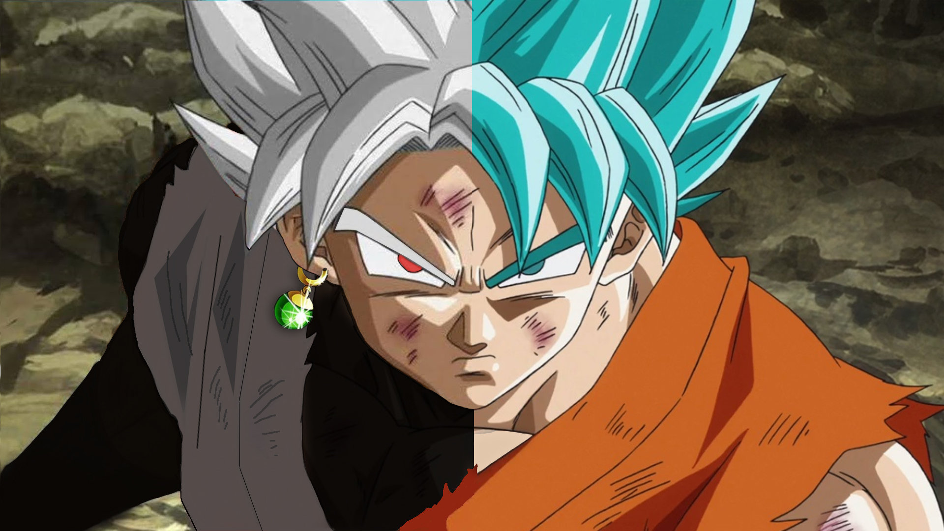 Awesome Dragon Ball Super free wallpaper ID:242407 for 1080p PC