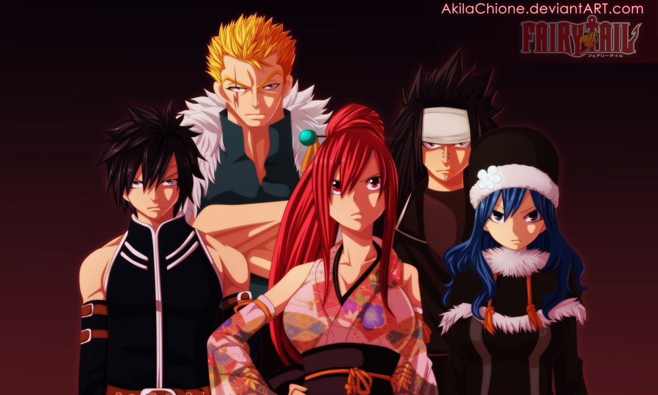 Best Fairy Tail background ID:41135 for High Resolution hd 1280x768 PC