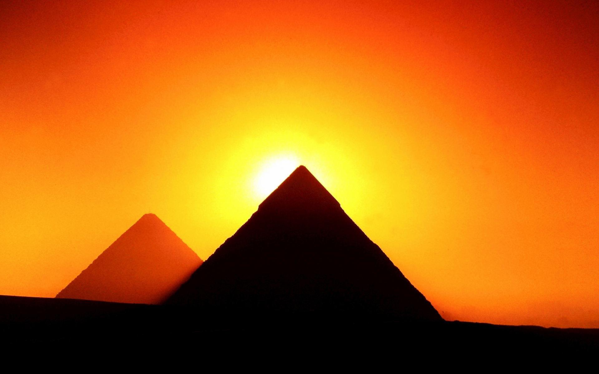 Free Download Pyramid Wallpaper Id490864 Hd 1920x1200 For