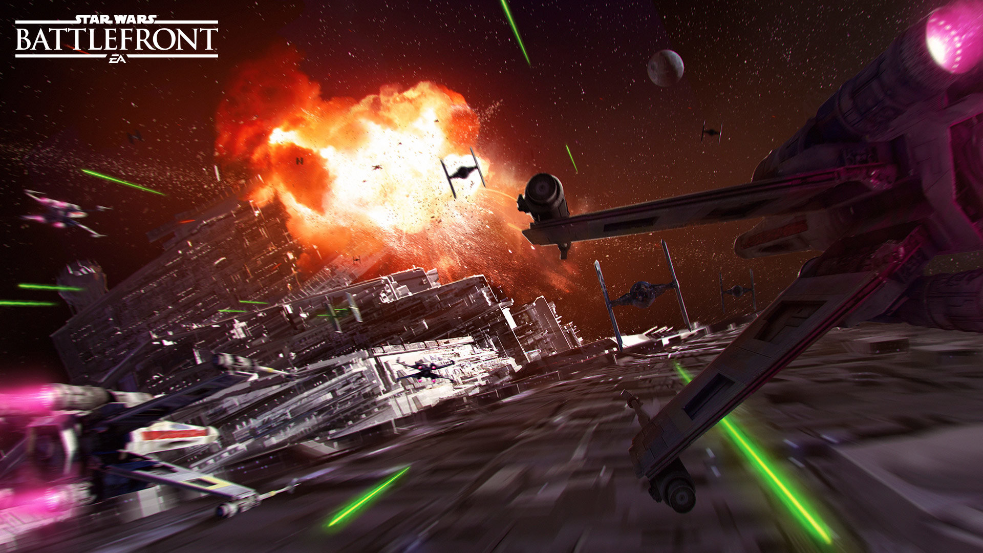 Download hd 1080p Star Wars Battlefront PC background ID:162469 for free