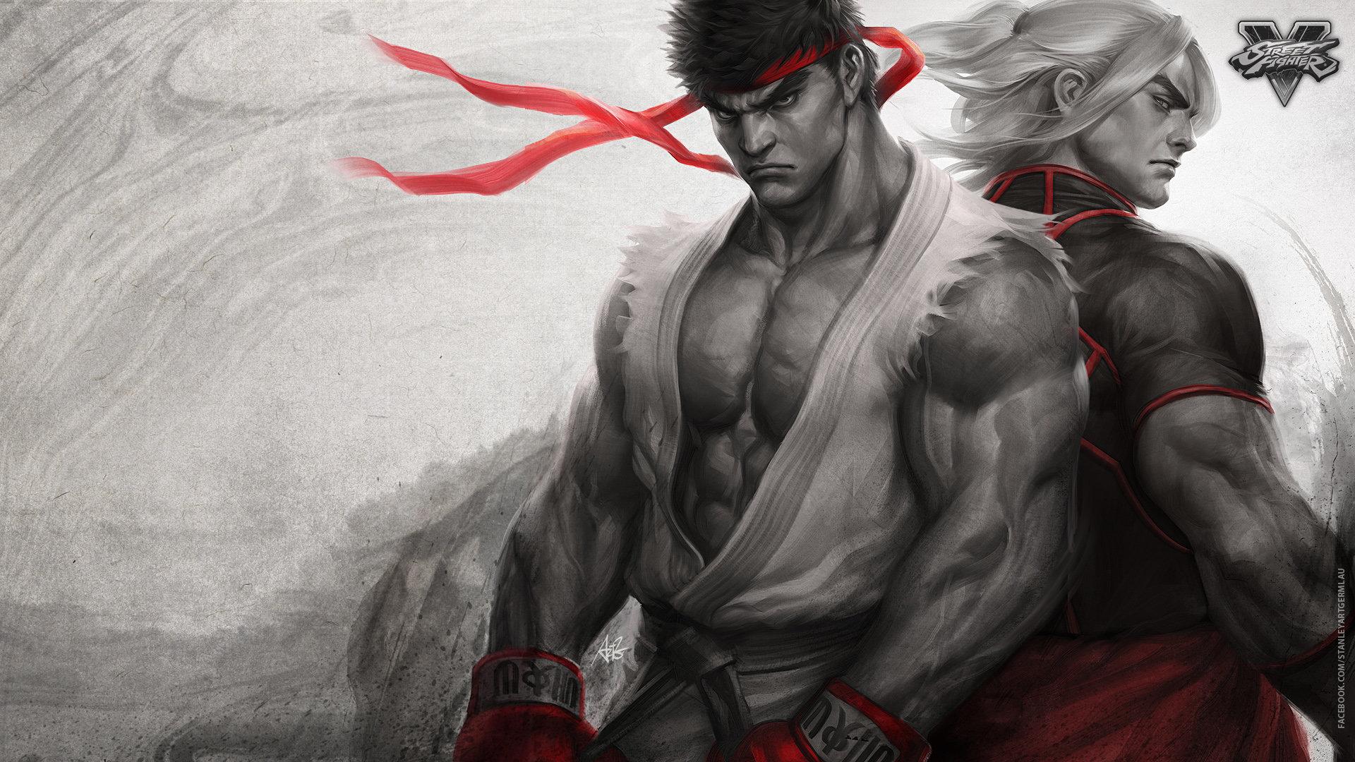 Street Fighter 5 Wallpapers Hd For Desktop Backgrounds