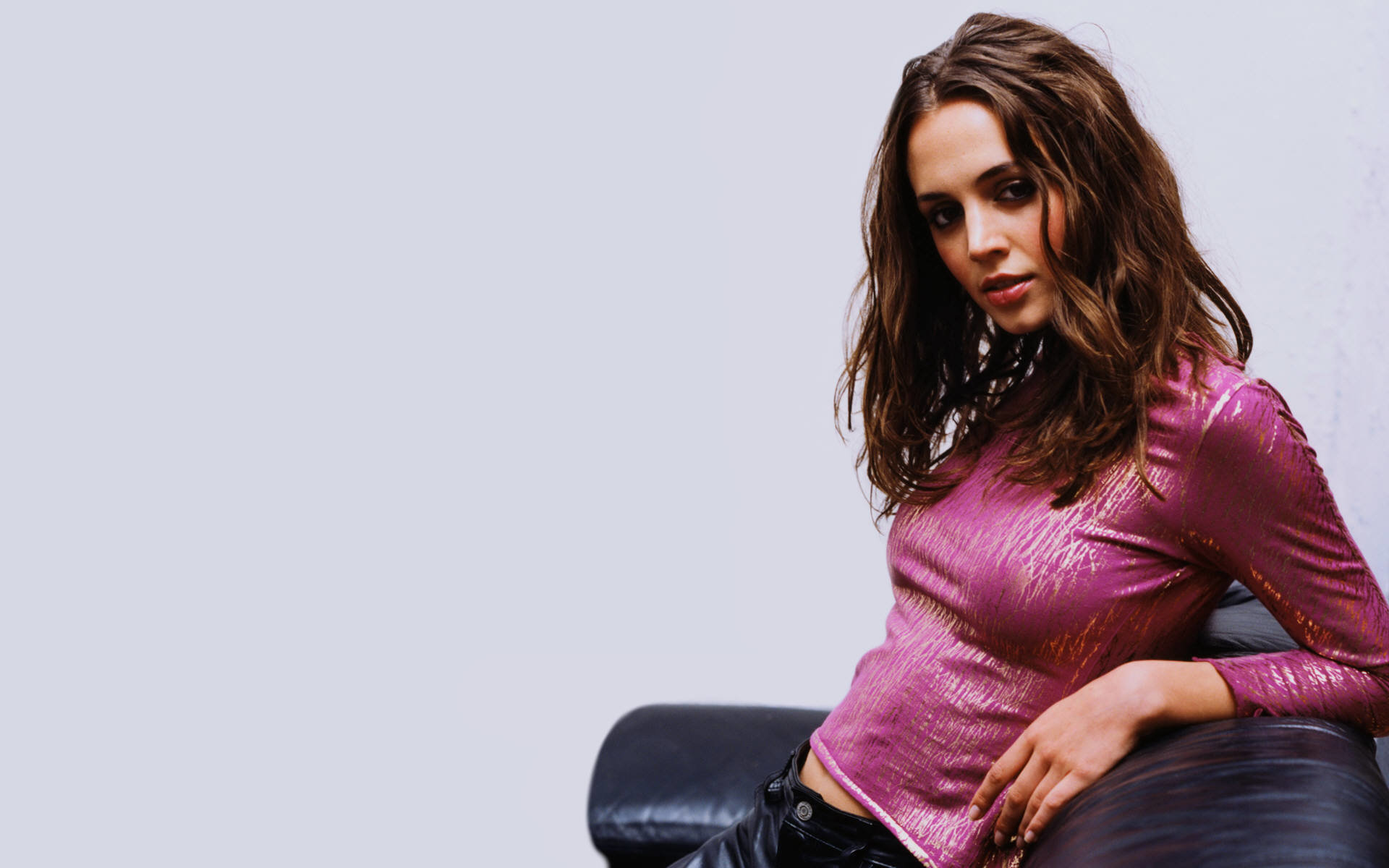 Download hd 1920x1200 Eliza Dushku computer background ID:408968 for free