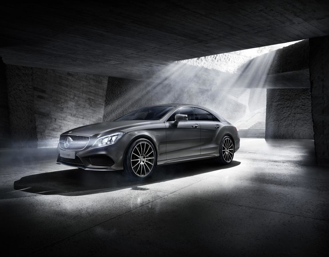 Best Mercedes-Benz CLS-Class background ID:321928 for High Resolution hd 1152x900 PC