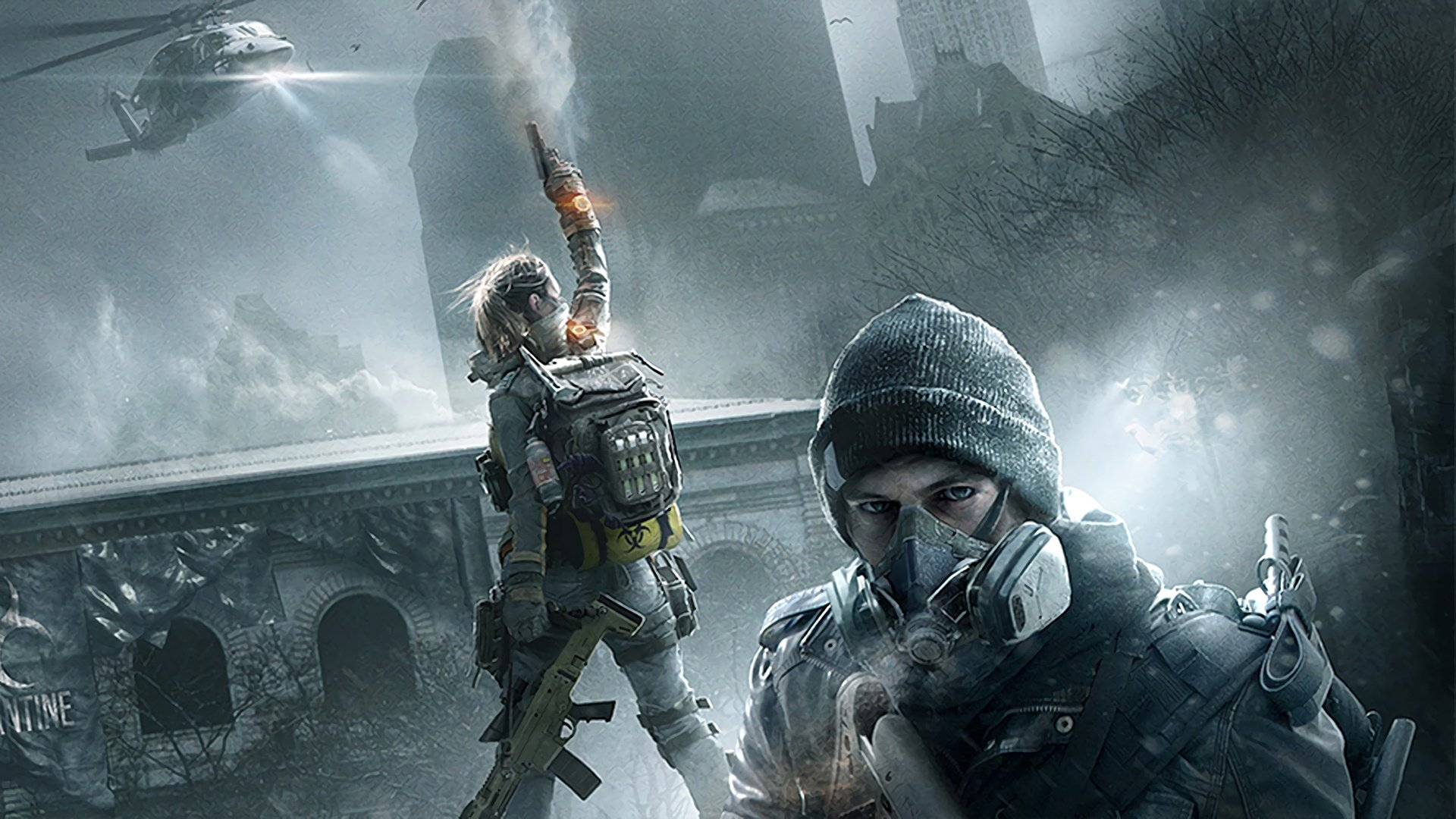 Awesome Tom Clancys The Division Free Wallpaper ID450028 For Hd 1920x1080 Desktop