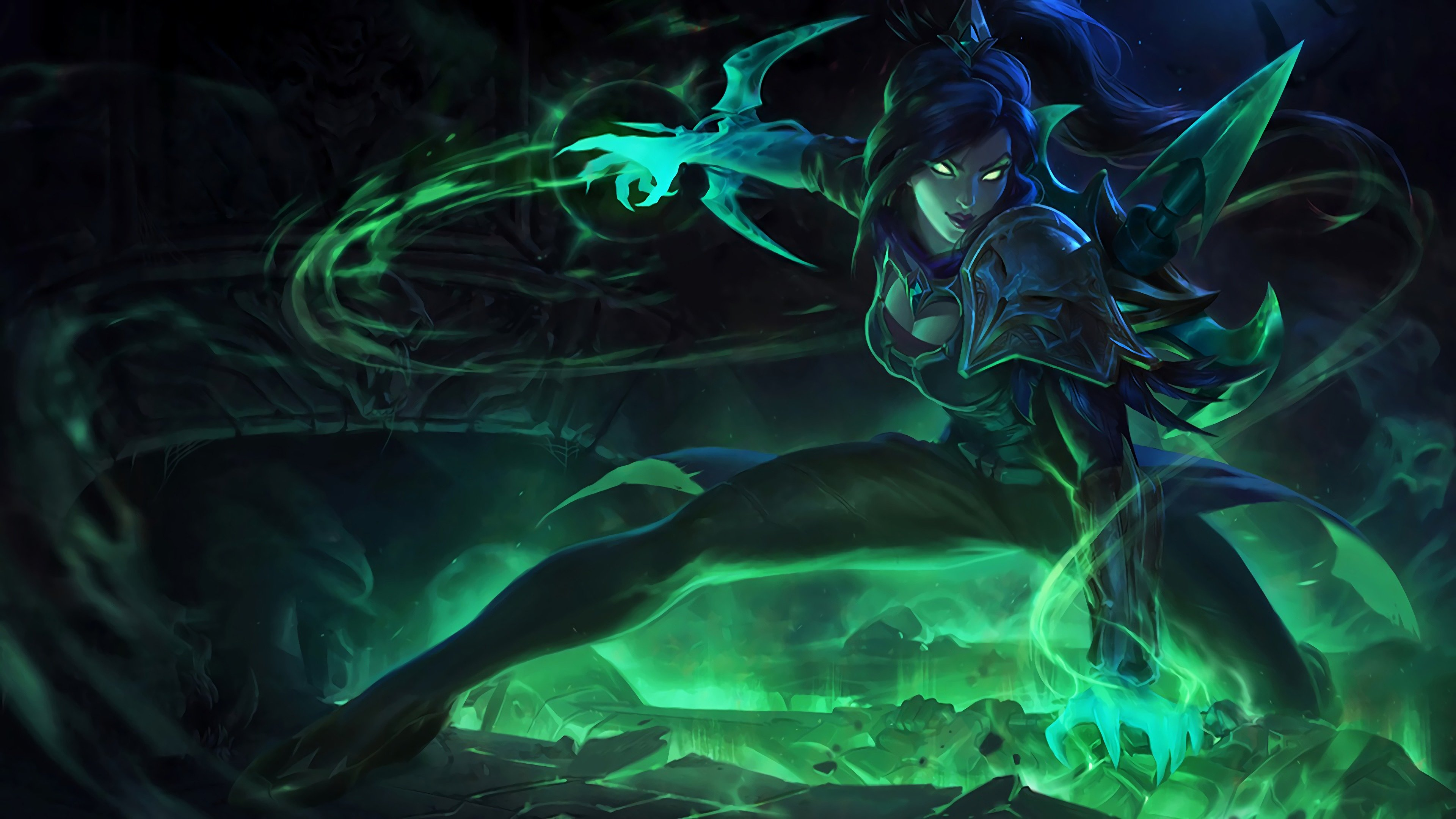 League Of Legends Lol Wallpapers 3840x2160 Ultra Hd 4k Desktop Backgrounds