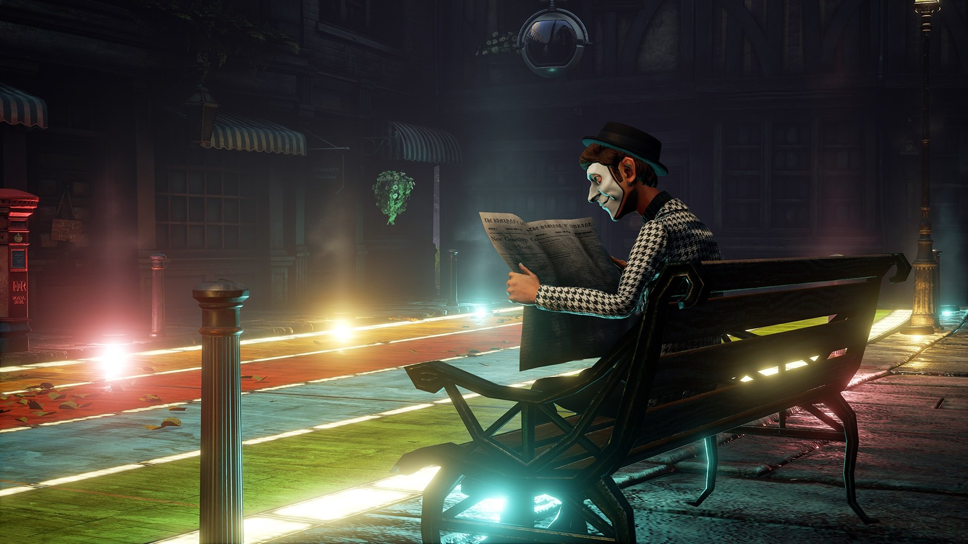 Free We Happy Few high quality wallpaper ID:325434 for full hd desktop