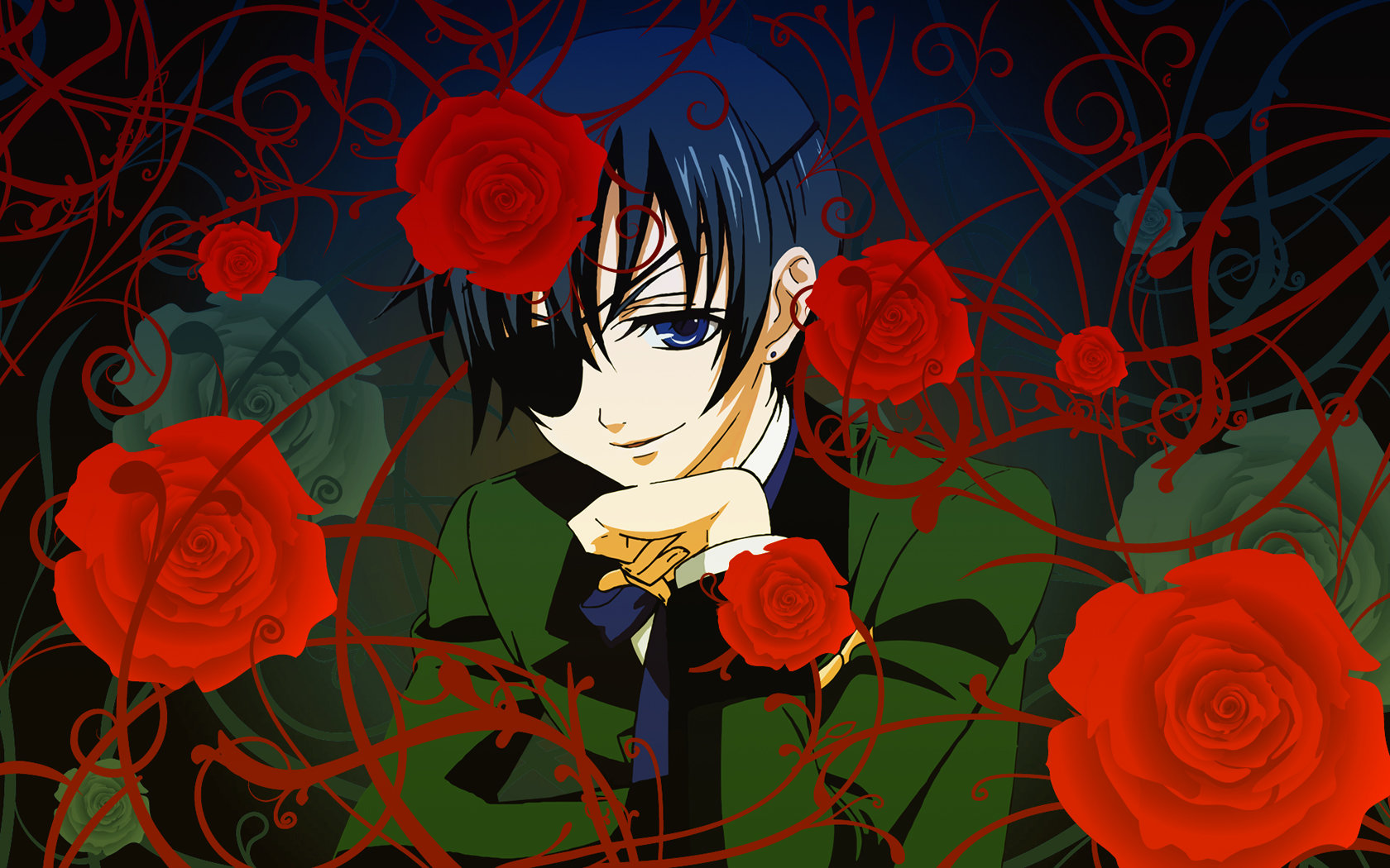 Best Black Butler background ID:446553 for High Resolution hd 1680x1050 desktop