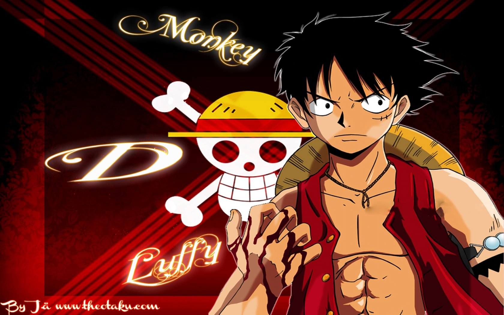 Best Monkey D. Luffy wallpaper ID:314673 for High Resolution hd 1680x1050 PC