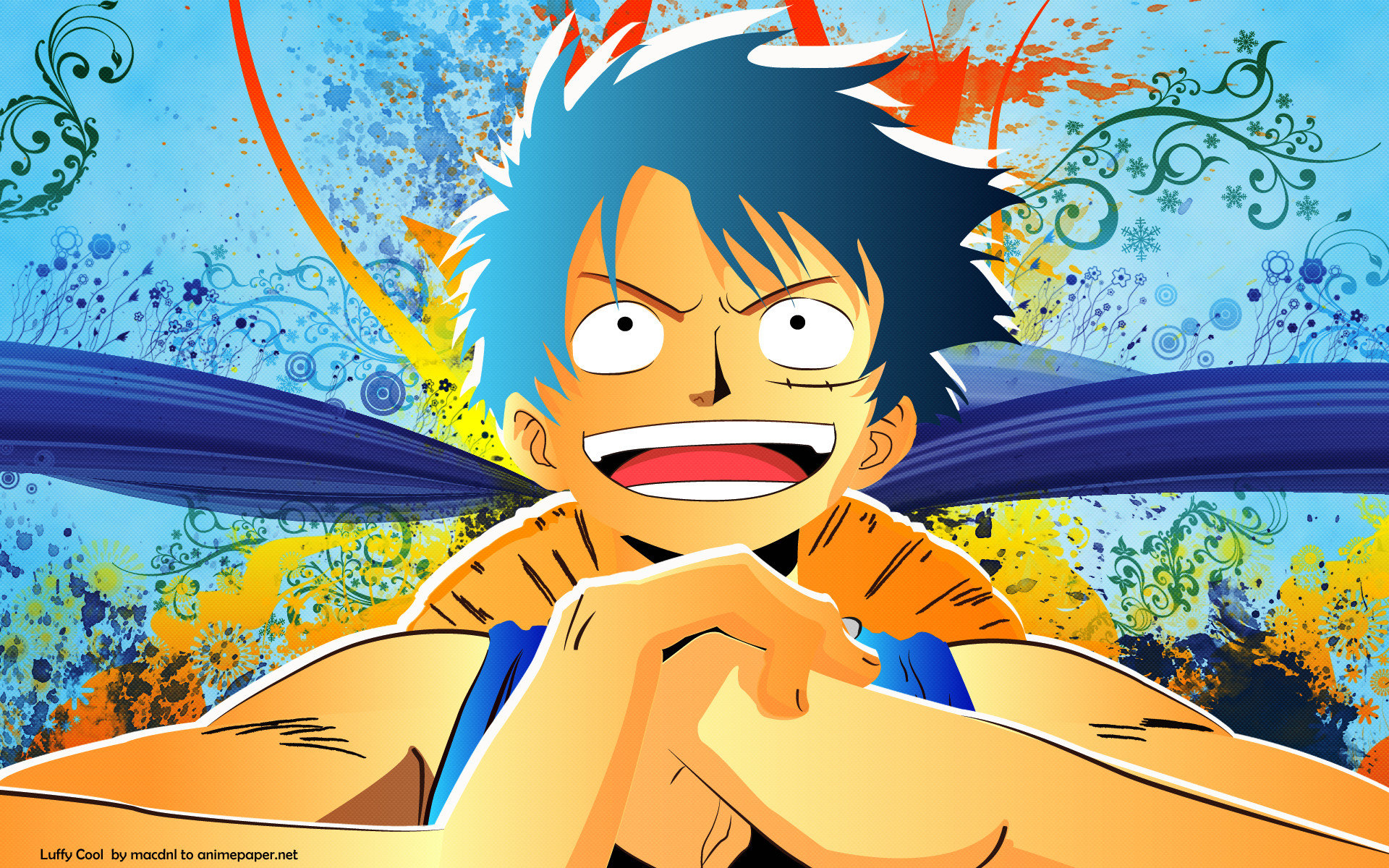 Free download Monkey D. Luffy wallpaper ID:314834 hd 1920x1200 for PC
