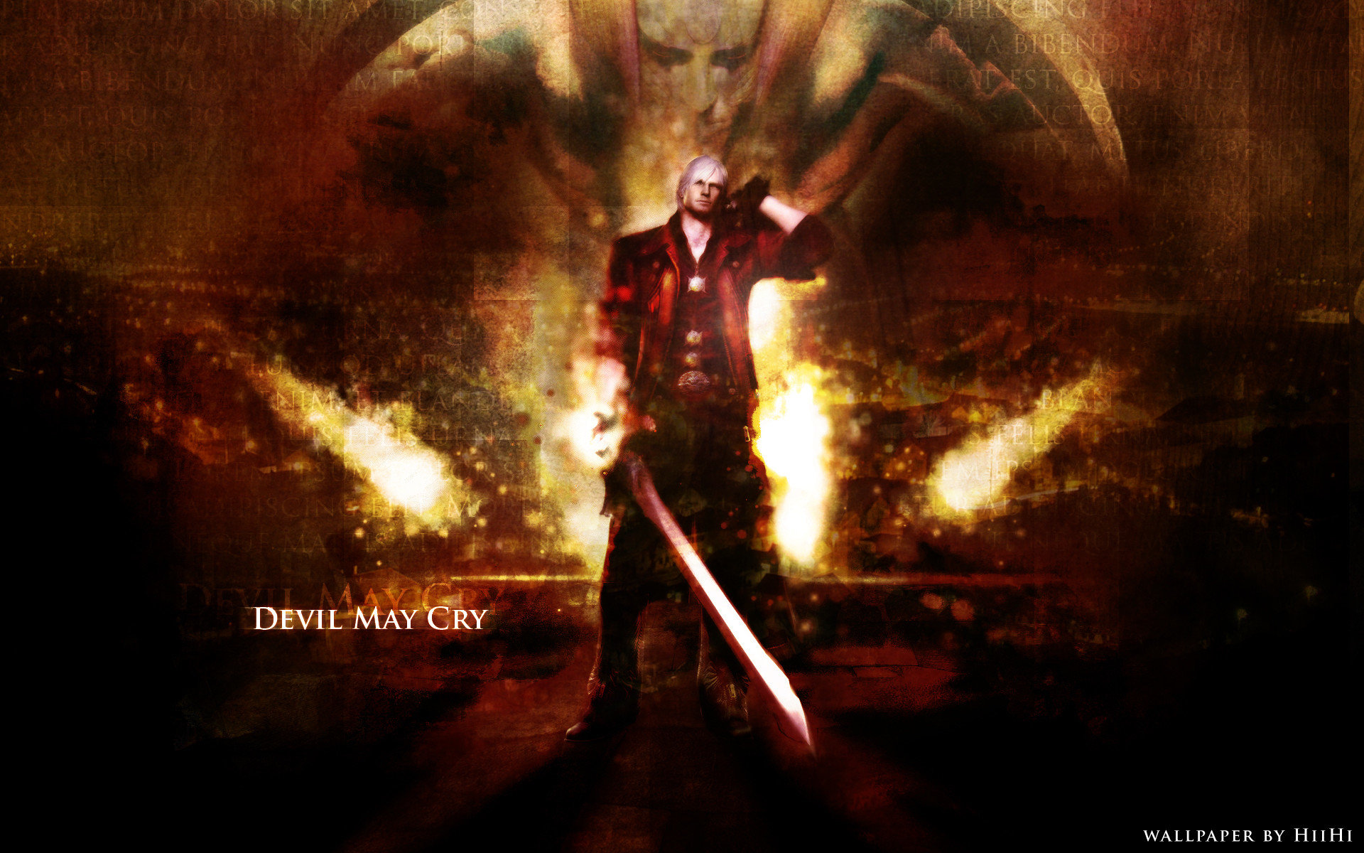 Download hd 1920x1200 Devil May Cry Anime PC background ID:315077 for free