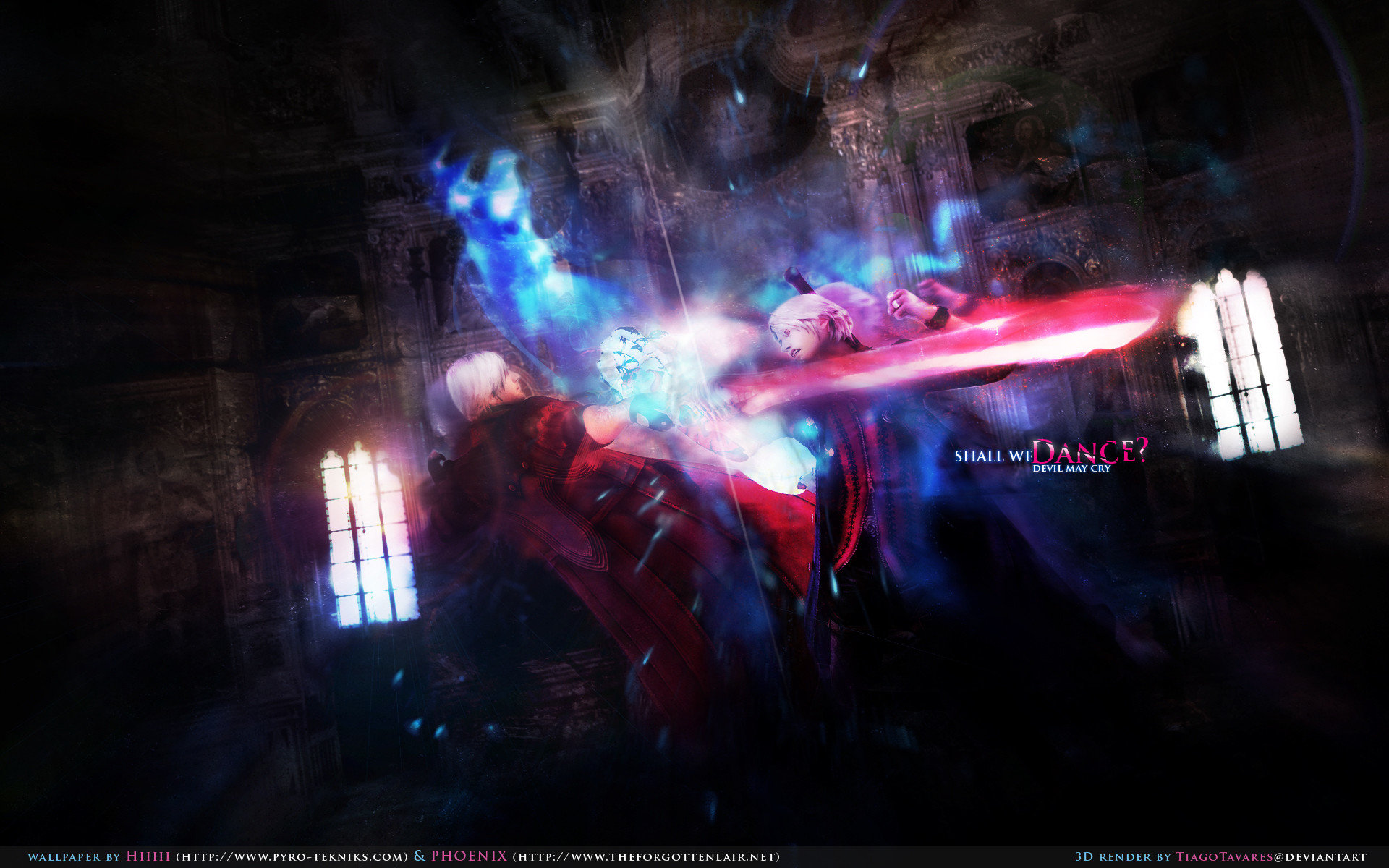 Awesome Devil May Cry Anime free background ID:315080 for hd 1920x1200 computer