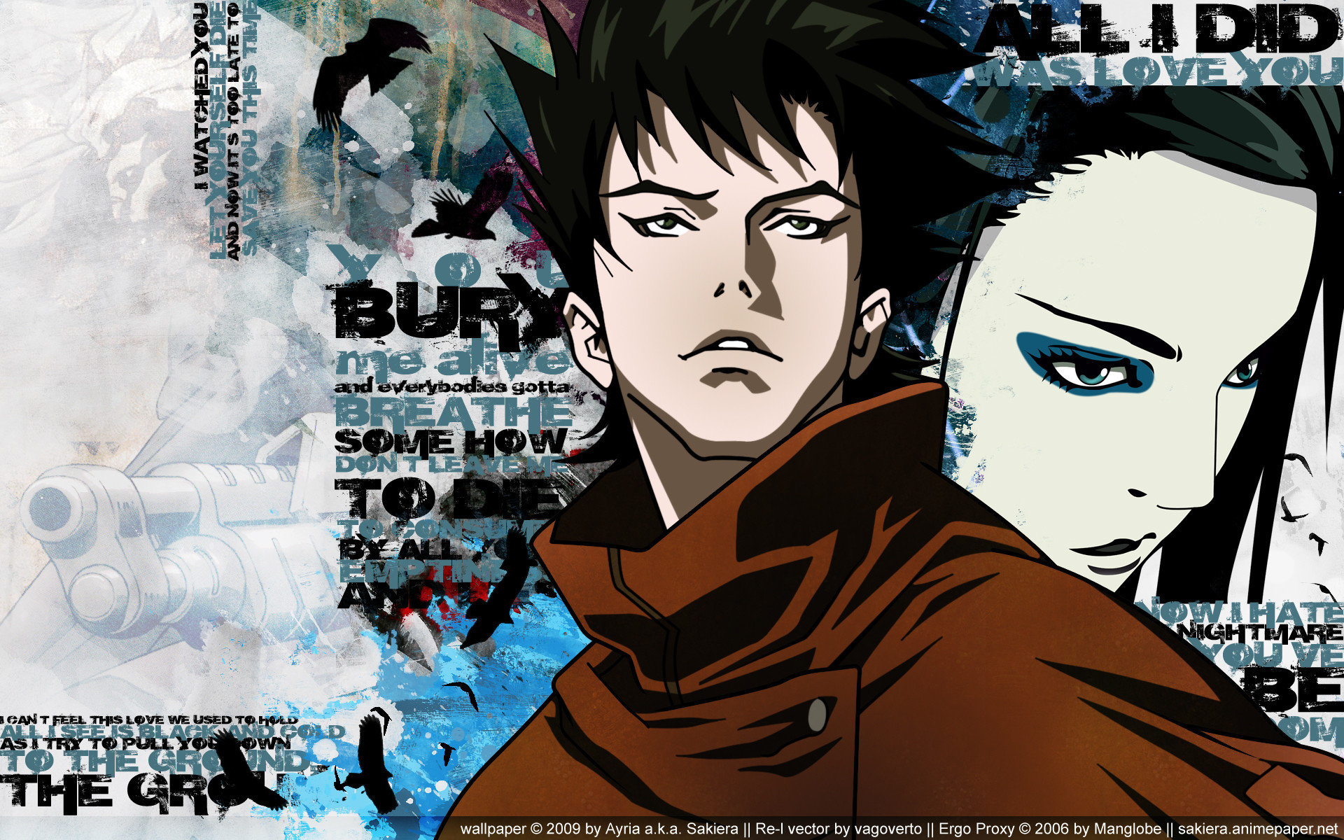 Free Ergo Proxy high quality background ID:156831 for hd 1920x1200 computer