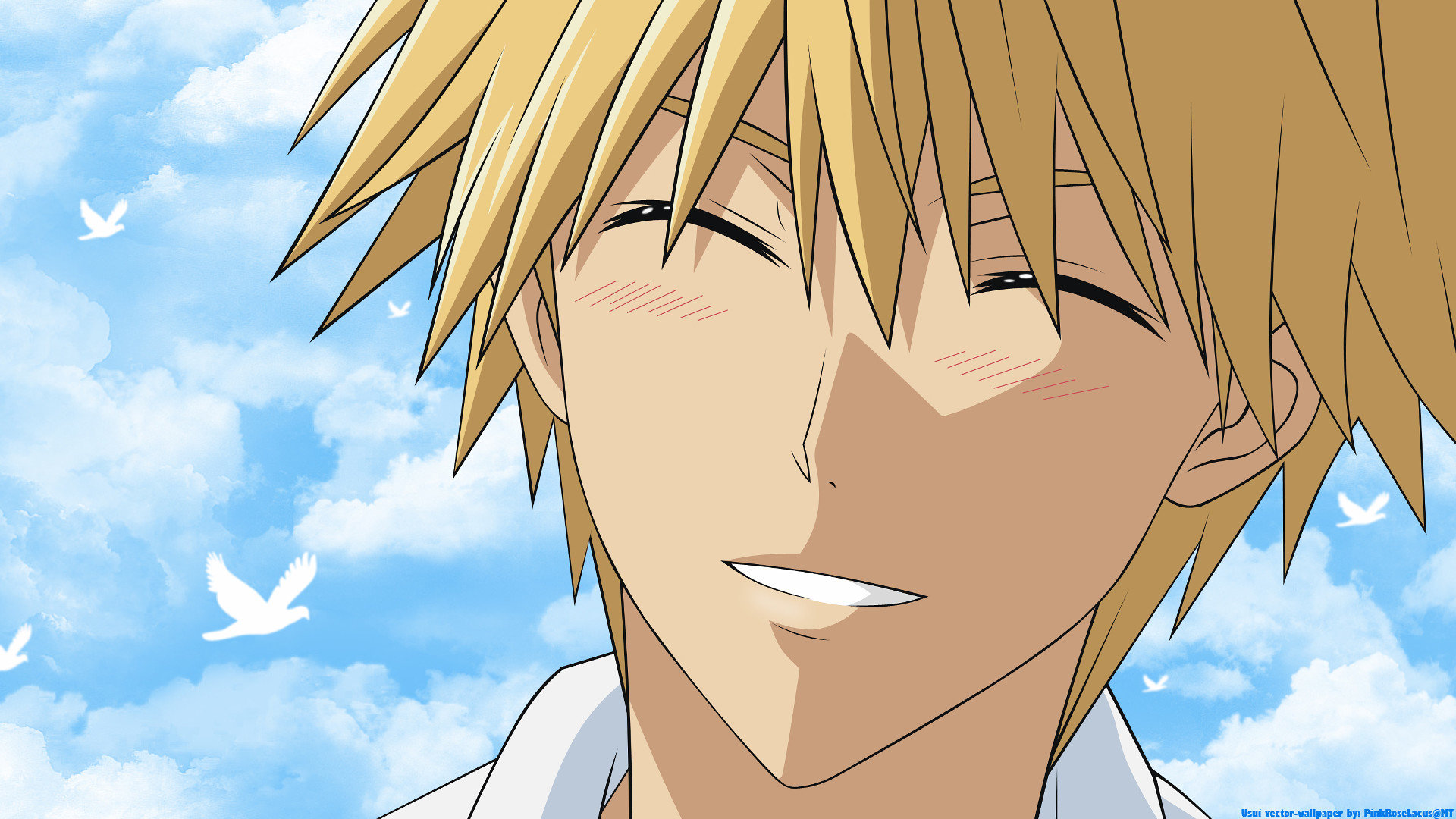 Best Maid Sama! background ID:19134 for High Resolution 1080p PC