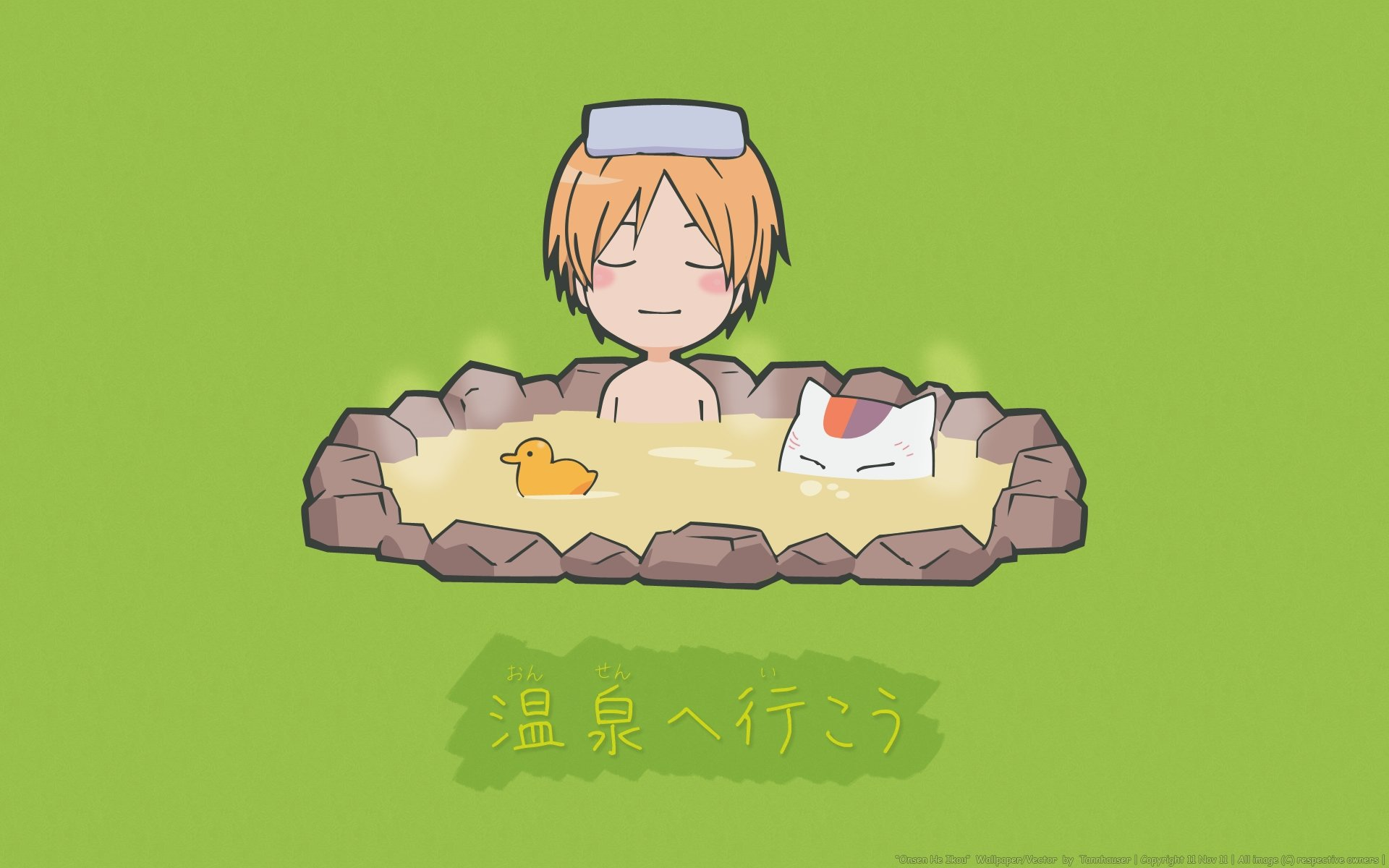 Best Natsume Yuujinchou wallpaper ID:101373 for High Resolution hd 1920x1200 PC