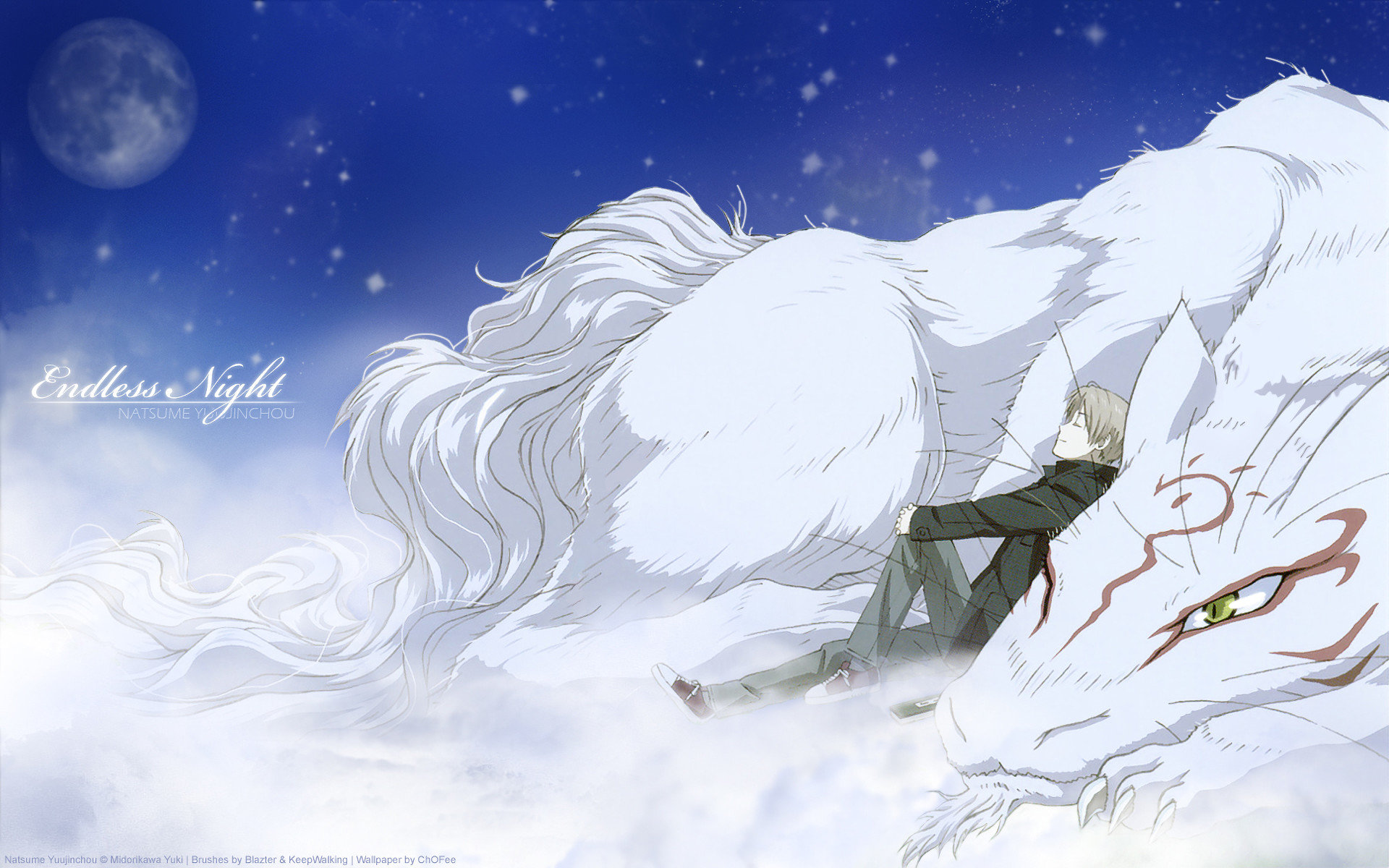 High resolution Natsume Yuujinchou hd 1920x1200 wallpaper ID:101394 for desktop