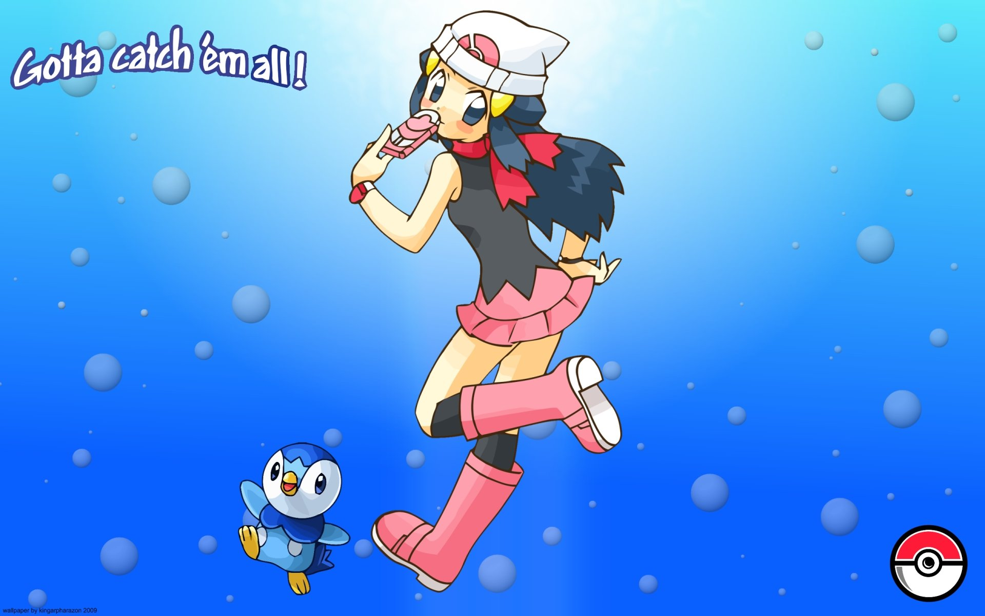 Awesome Piplup (Pokemon) free wallpaper ID:279198 for hd 1920x1200 PC