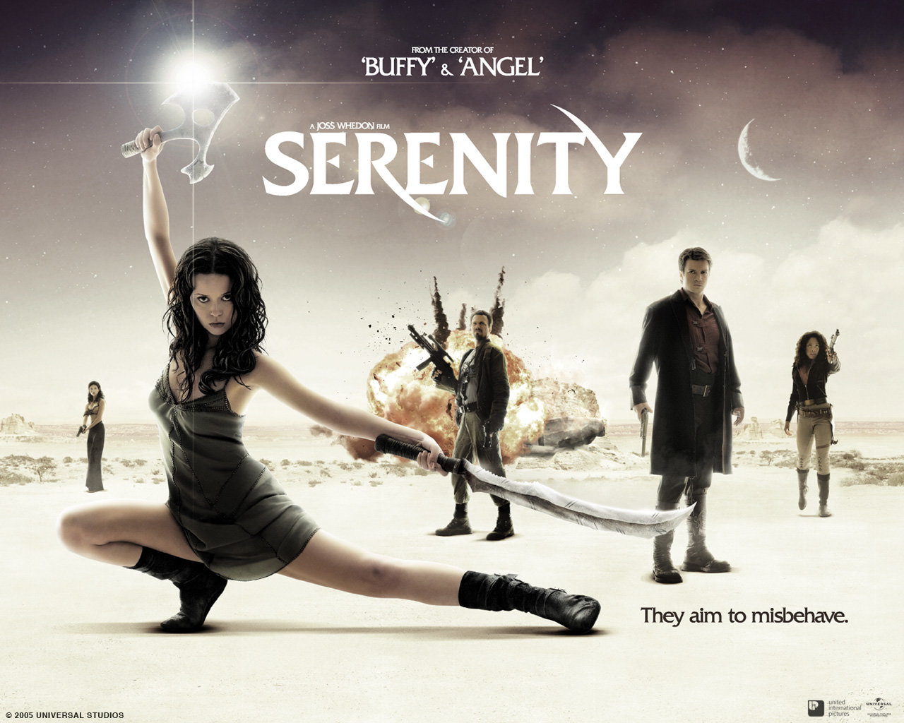 High resolution Serenity hd 1280x1024 wallpaper ID:87218 for PC