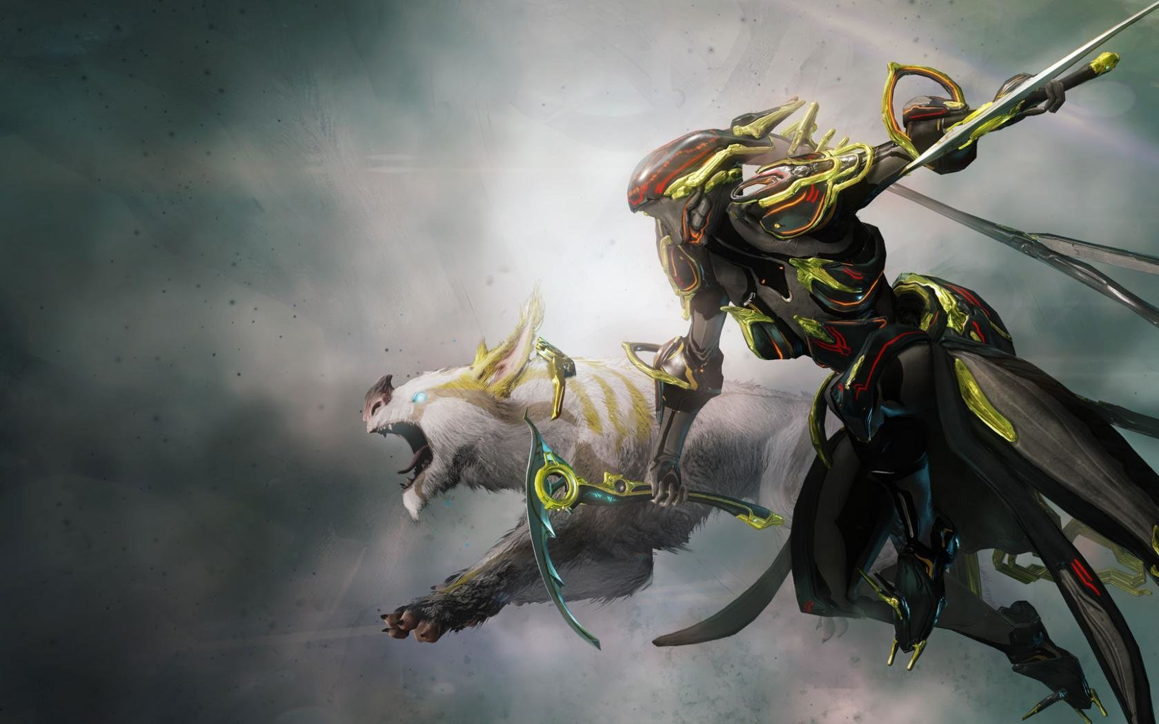 High Resolution Warframe Hd 1680x1050 Background ID239341 For Computer