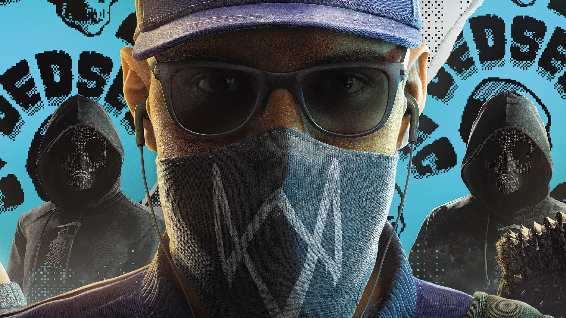 Download Full Hd 1080p Watch Dogs 2 Pc Wallpaper Id 366063 For Free