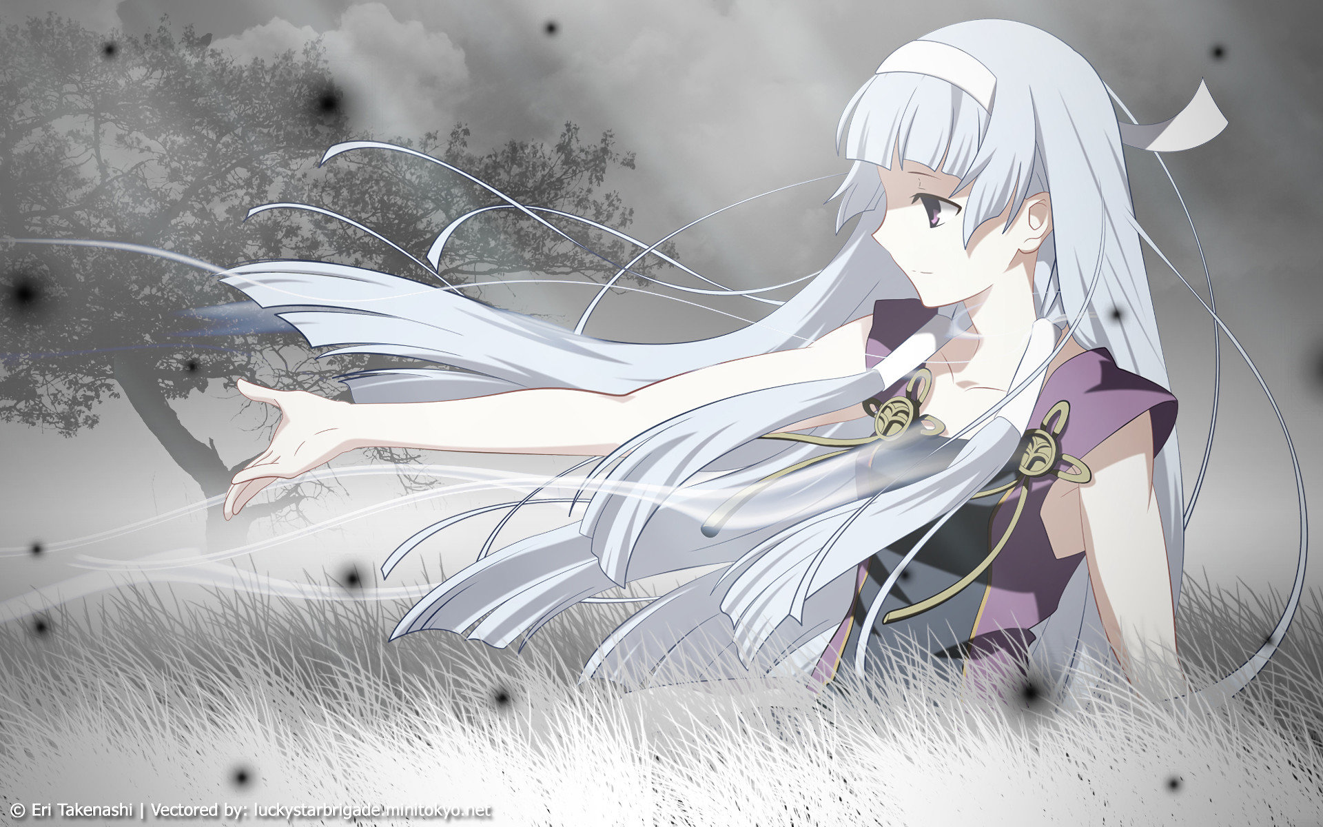High resolution Nagi (Kannagi) hd 1920x1200 background ID:375948 for desktop