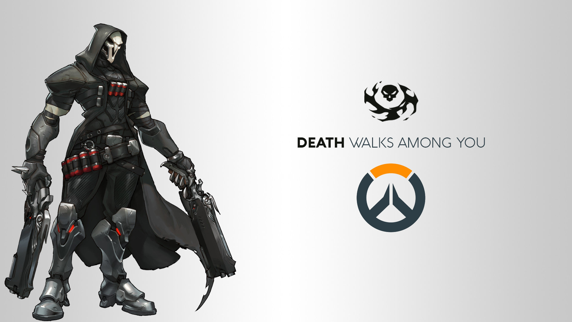 Best Reaper Overwatch Wallpaper Id170195 For High
