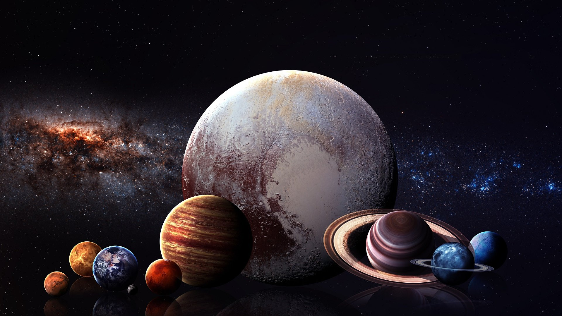 Awesome Solar System free background ID:32547 for full hd 1920x1080 desktop