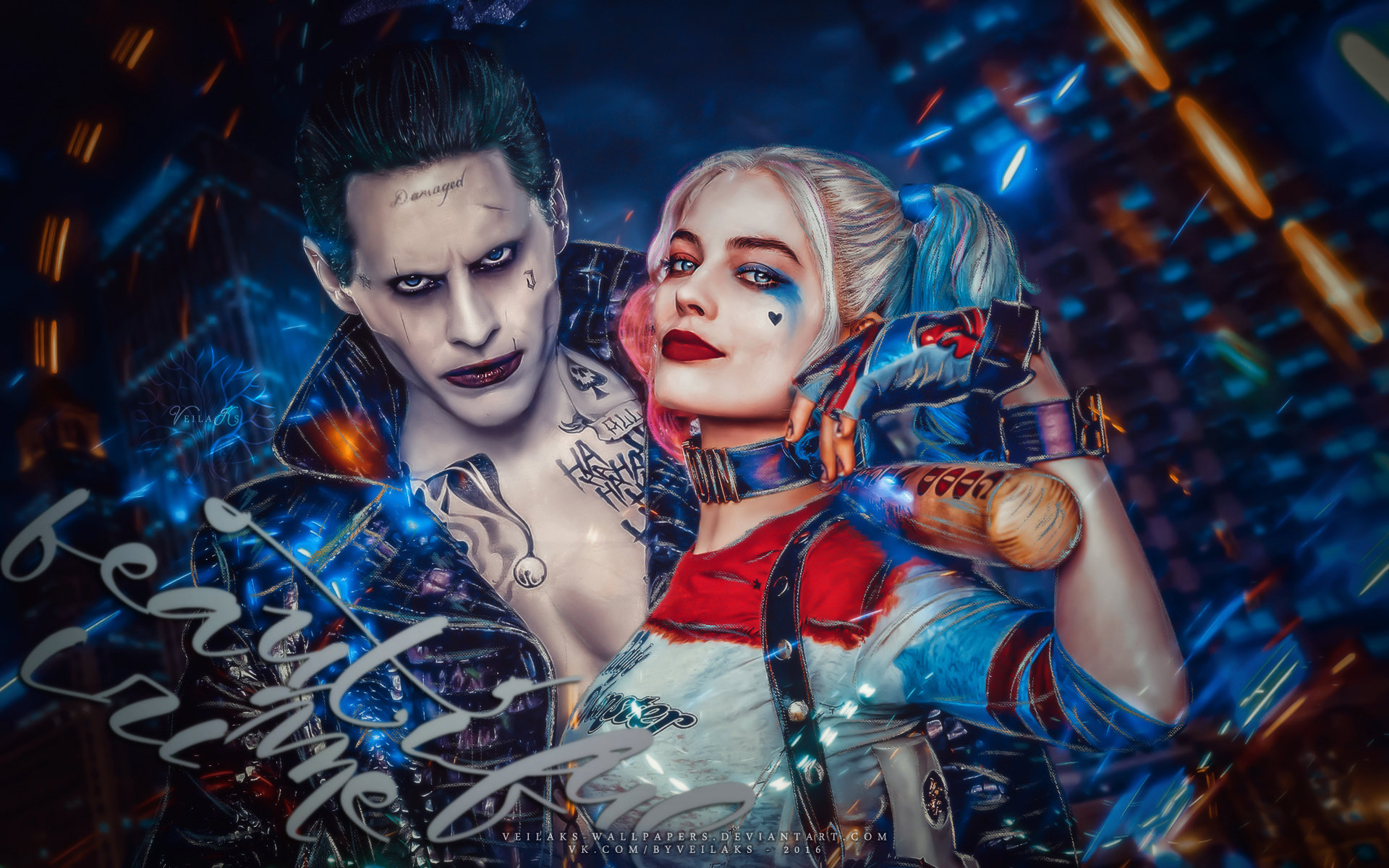 Download hd 1920x1200 Suicide Squad PC wallpaper ID:236730 for free