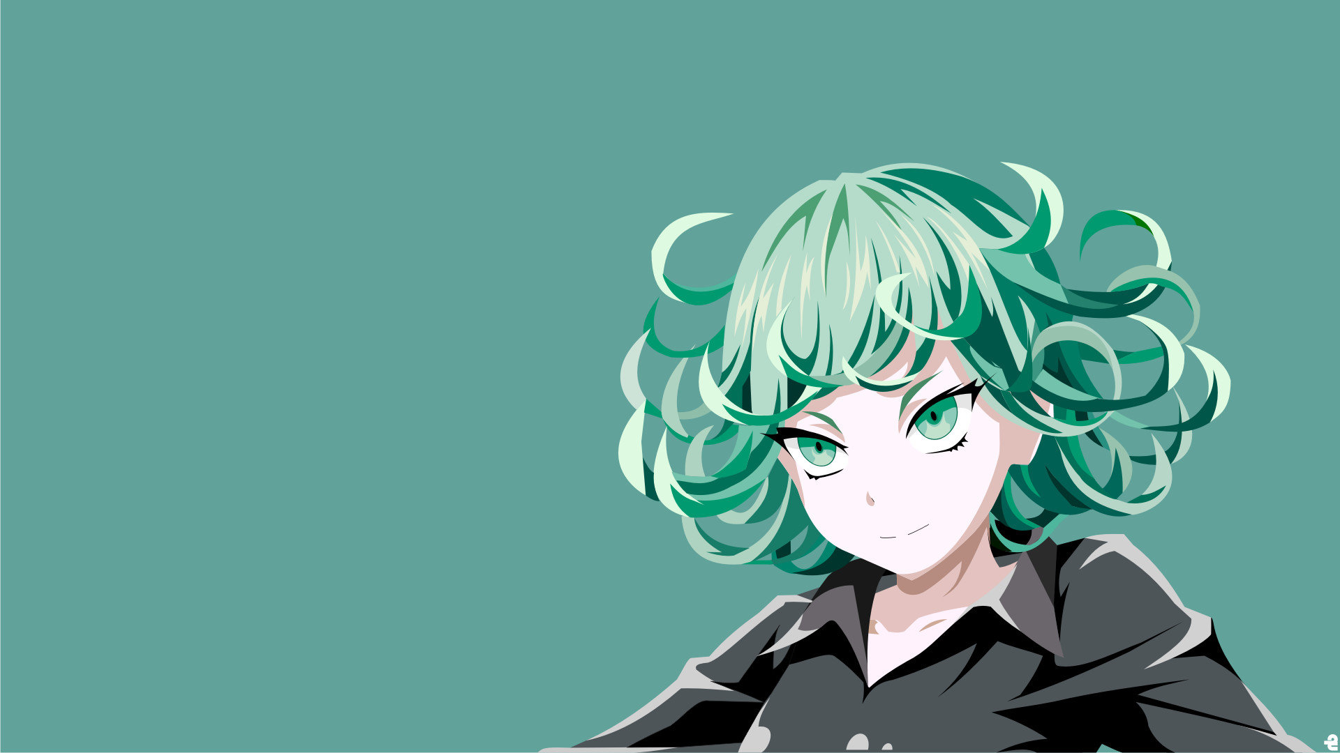 Download hd 1080p Tatsumaki (One-Punch Man) PC wallpaper ID:345452 for free